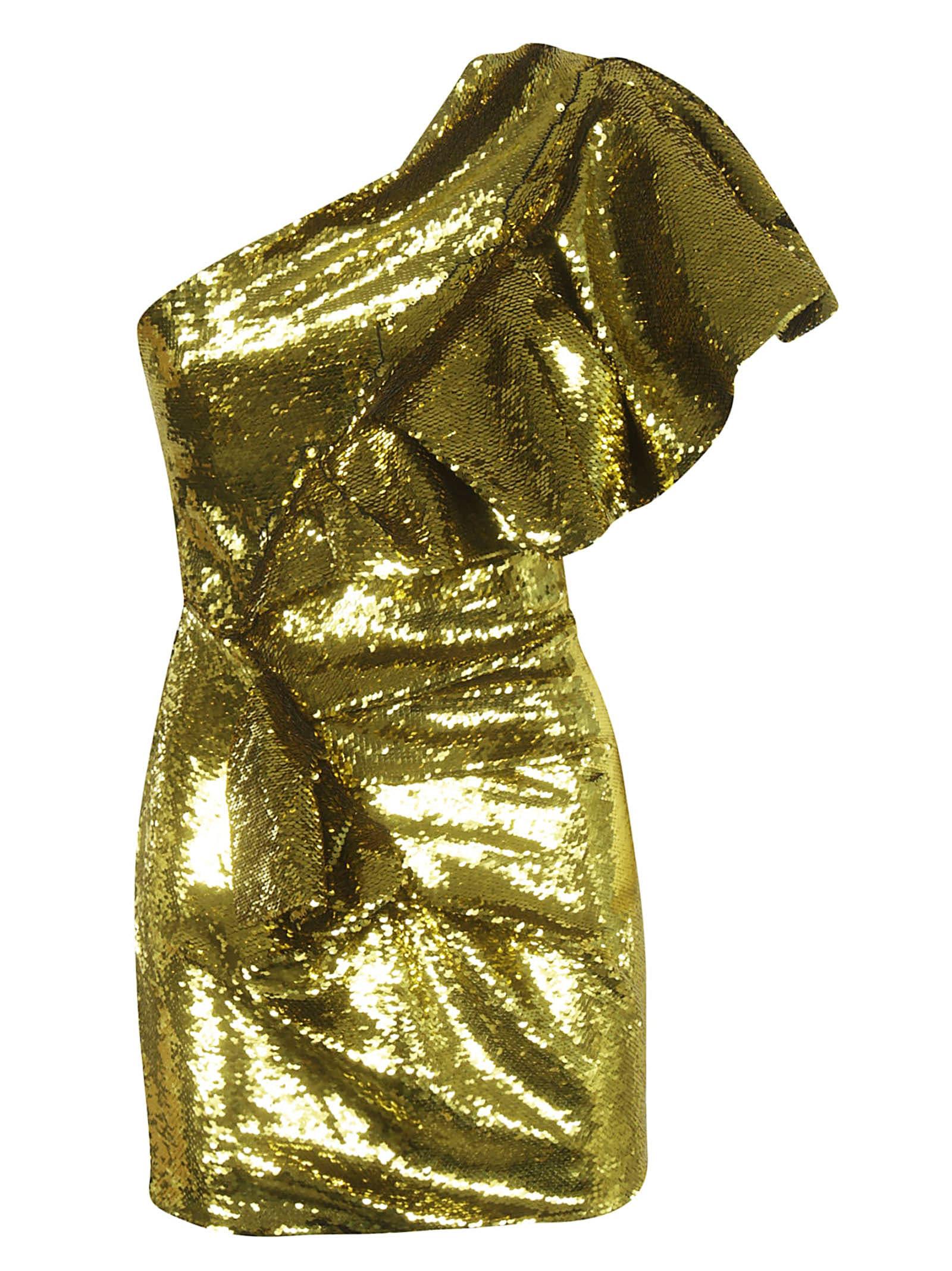 Alexandre Vauthier Sequined Dress