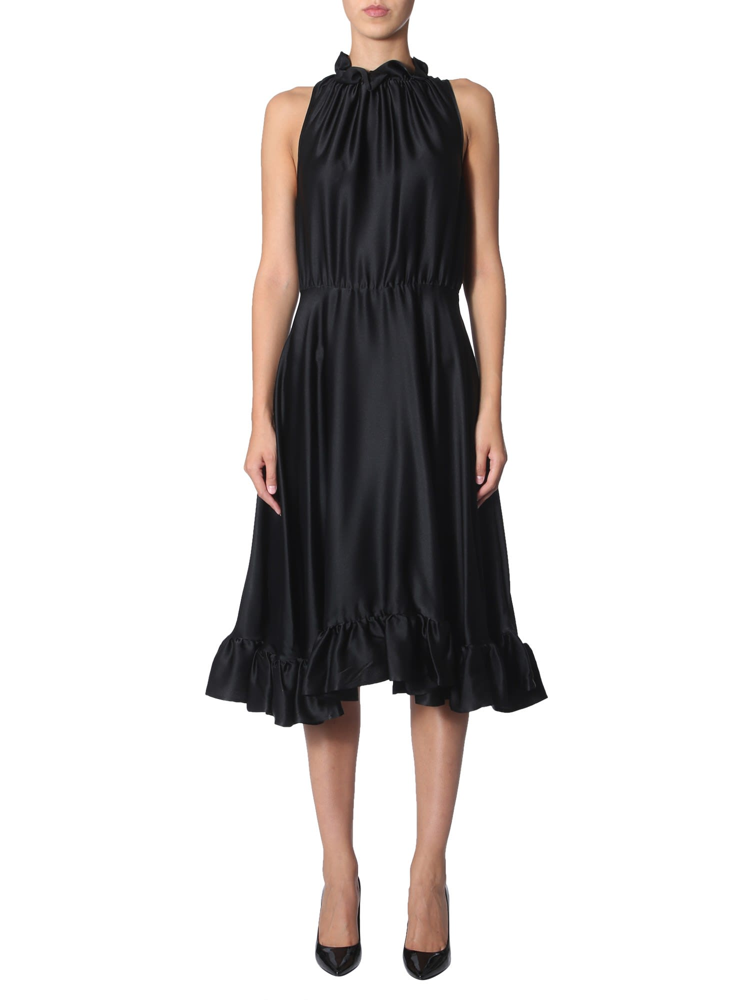 Buy MSGM Maxi Dress online, shop MSGM with free shipping