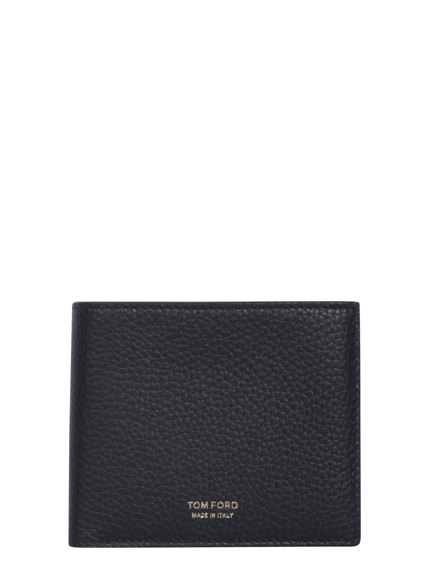 Tom Ford Leather Bifold Wallet