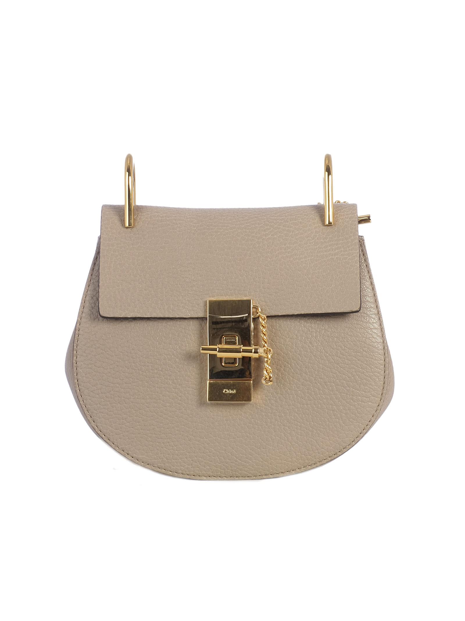 Chloé Lamb Shoulder Mini Bag