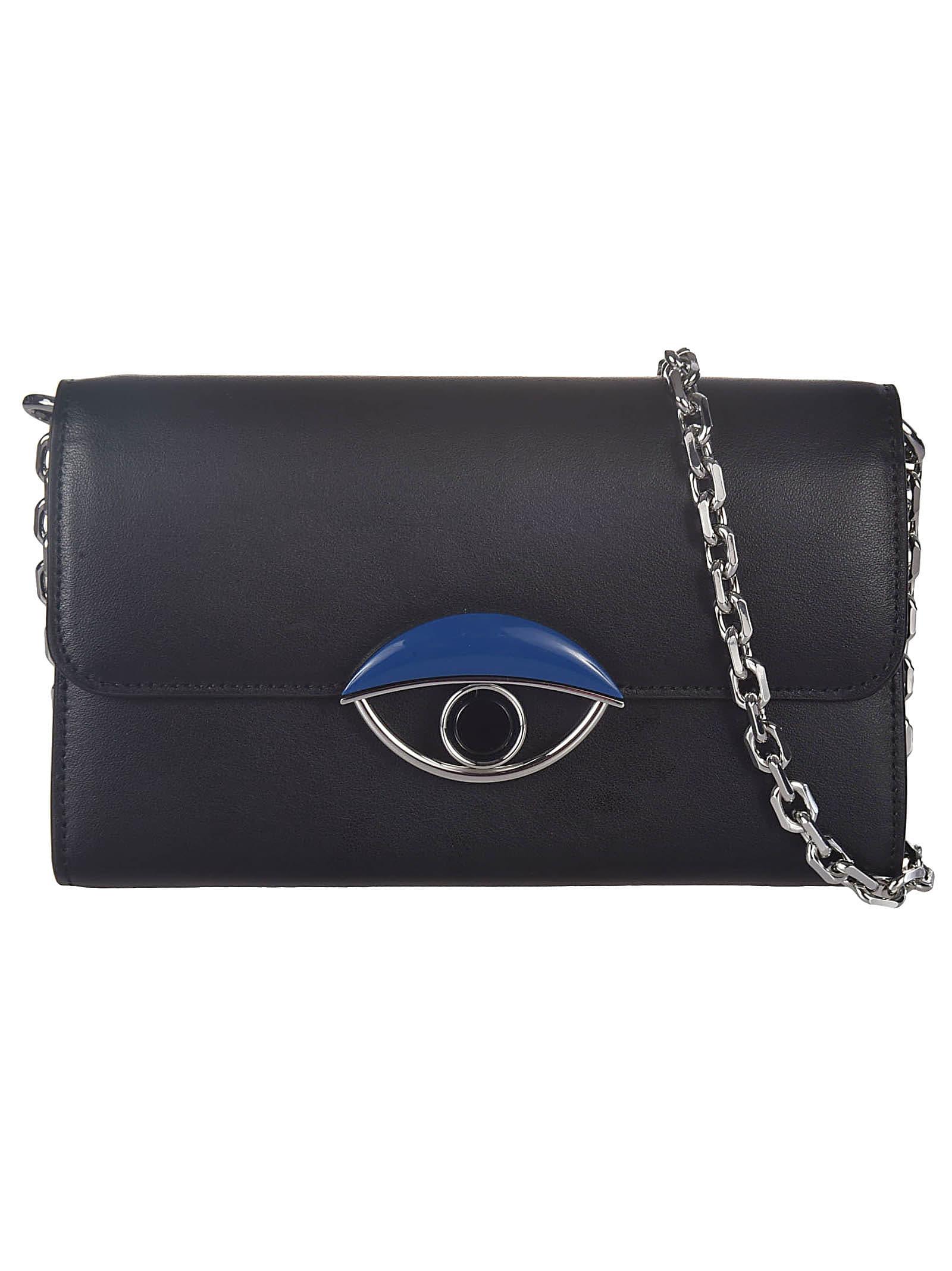 Kenzo Eye Chain Shoulder Bag