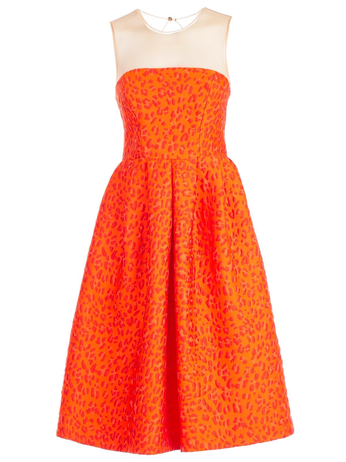 Parosh Strapless Dress