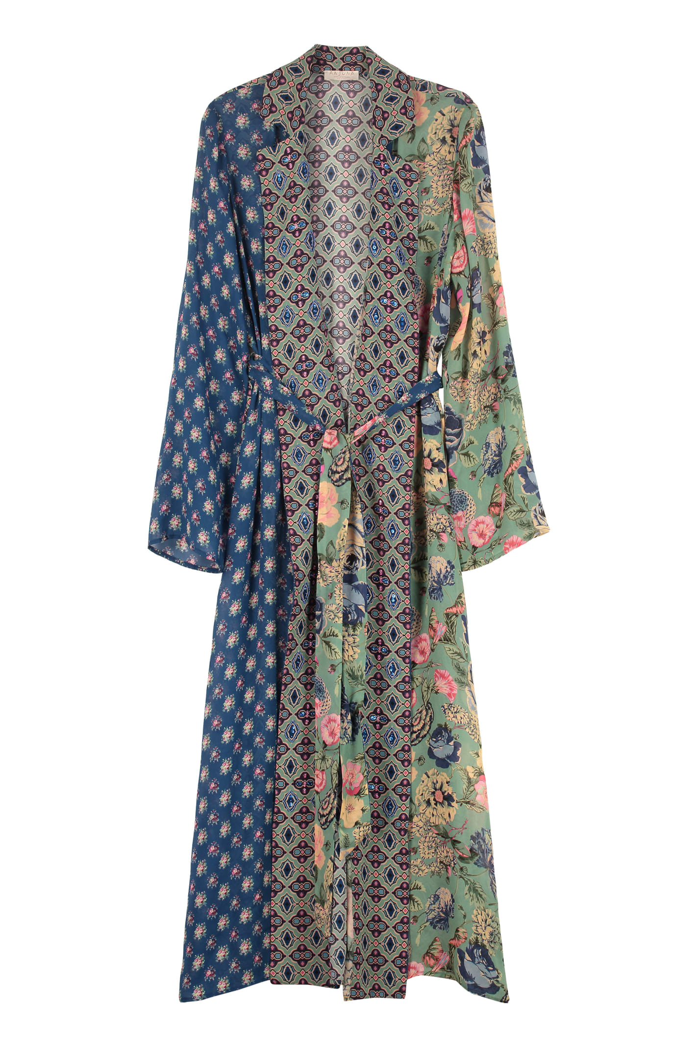 Buy Anjuna Selene Printed Maxi Dress online, shop Anjuna with free shipping