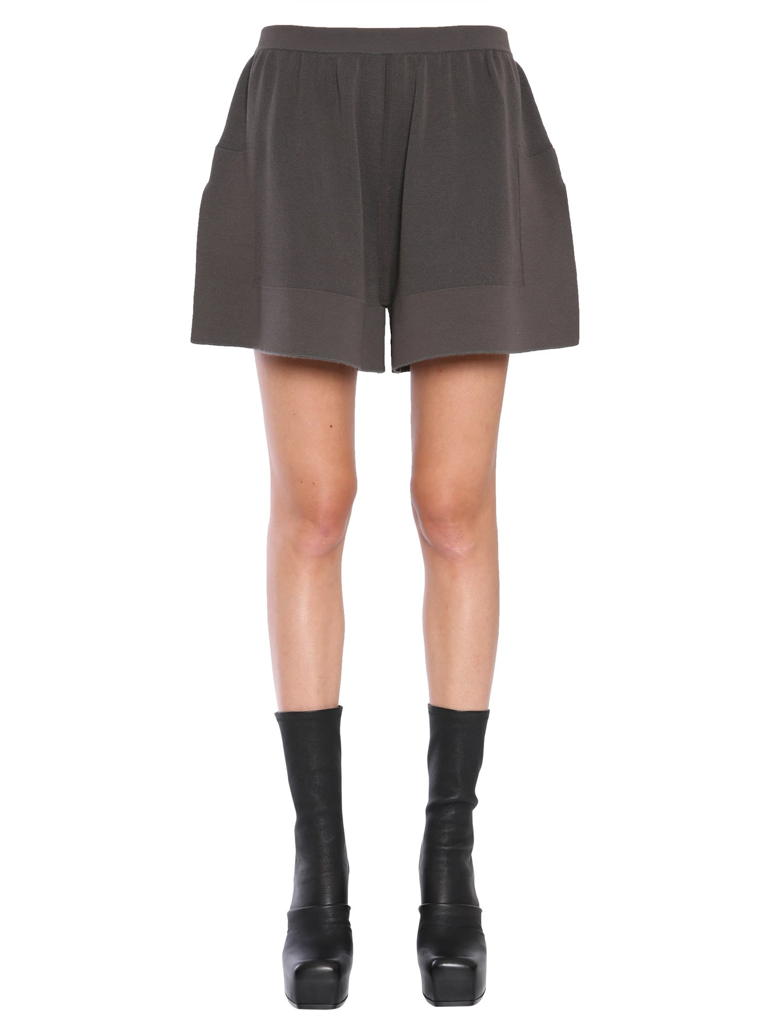 Rick Owens Knit Shorts