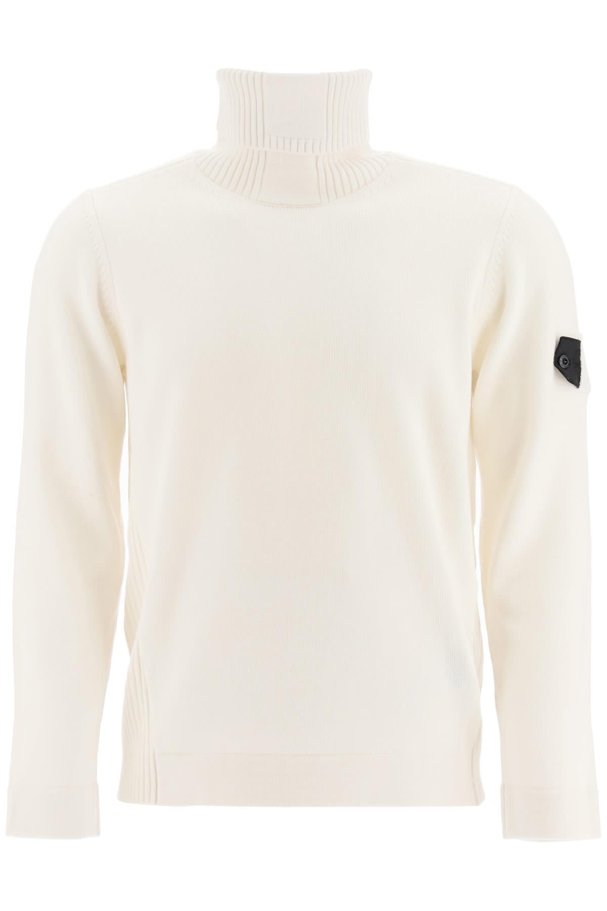 Stone Island Shadow Project Sweaters TURTLENECK SWEATER