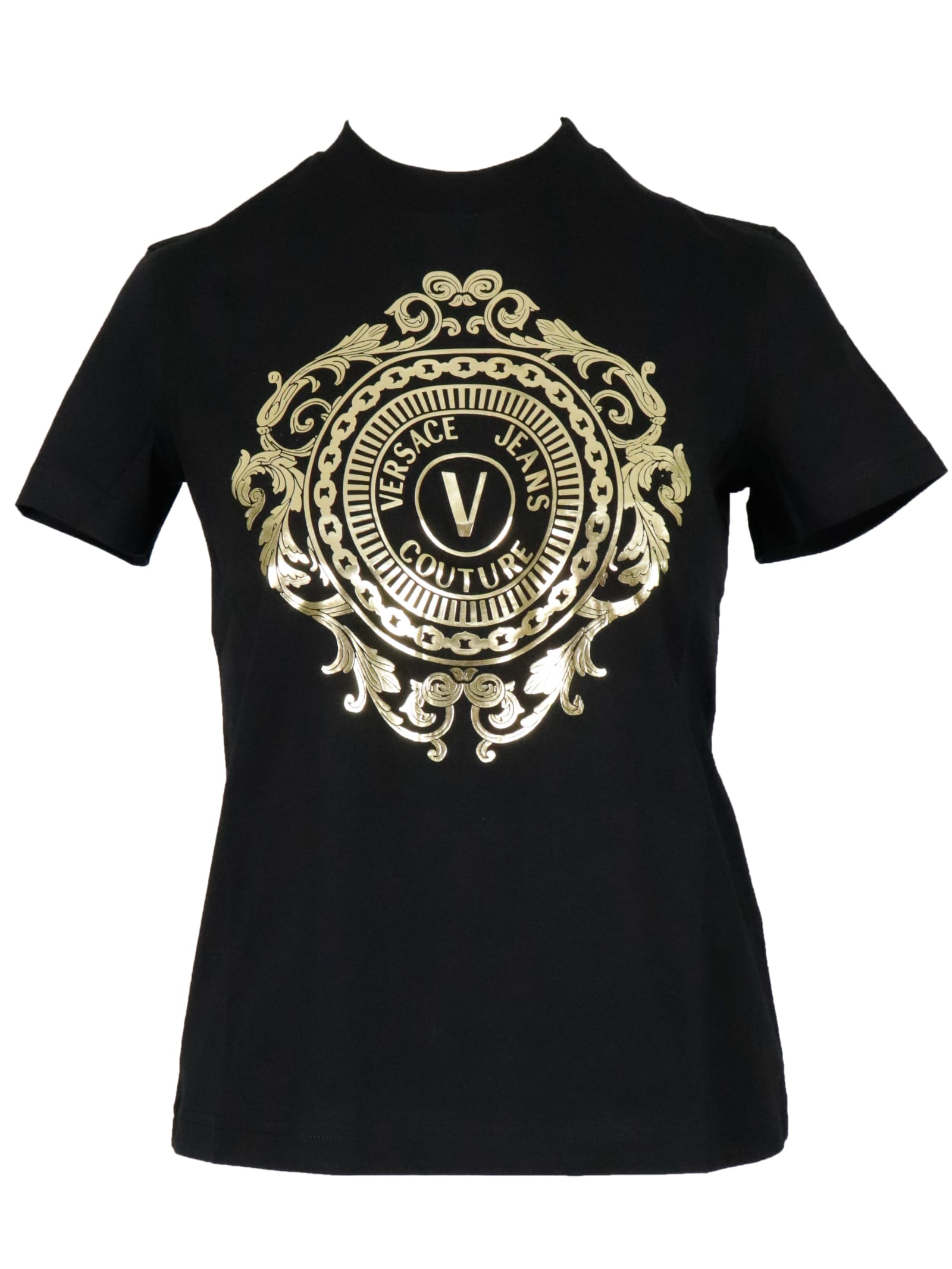 Versace Jeans Couture COTTON T-SHIRT