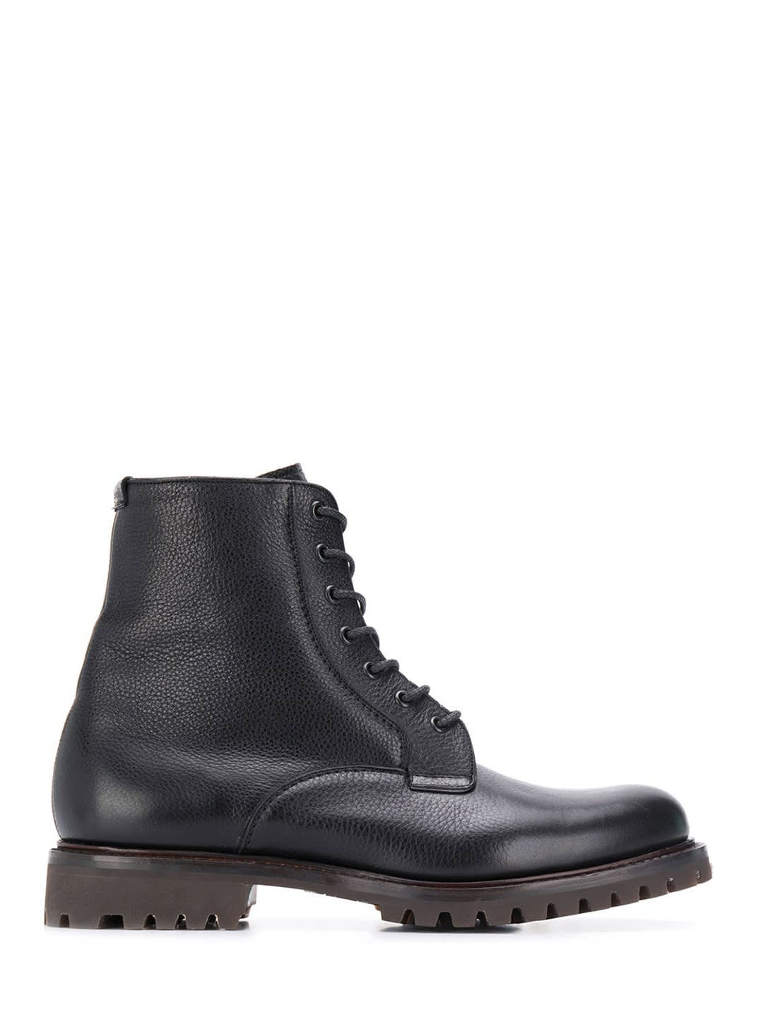 Churchs Ankle Boots Black Leather