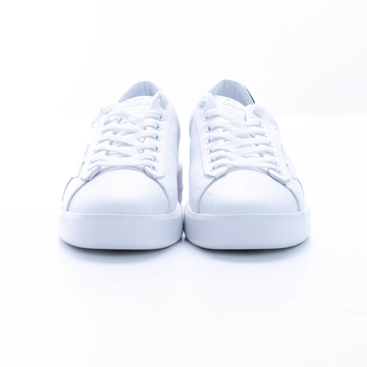 Golden Goose PURE LEATHER SNEAKER