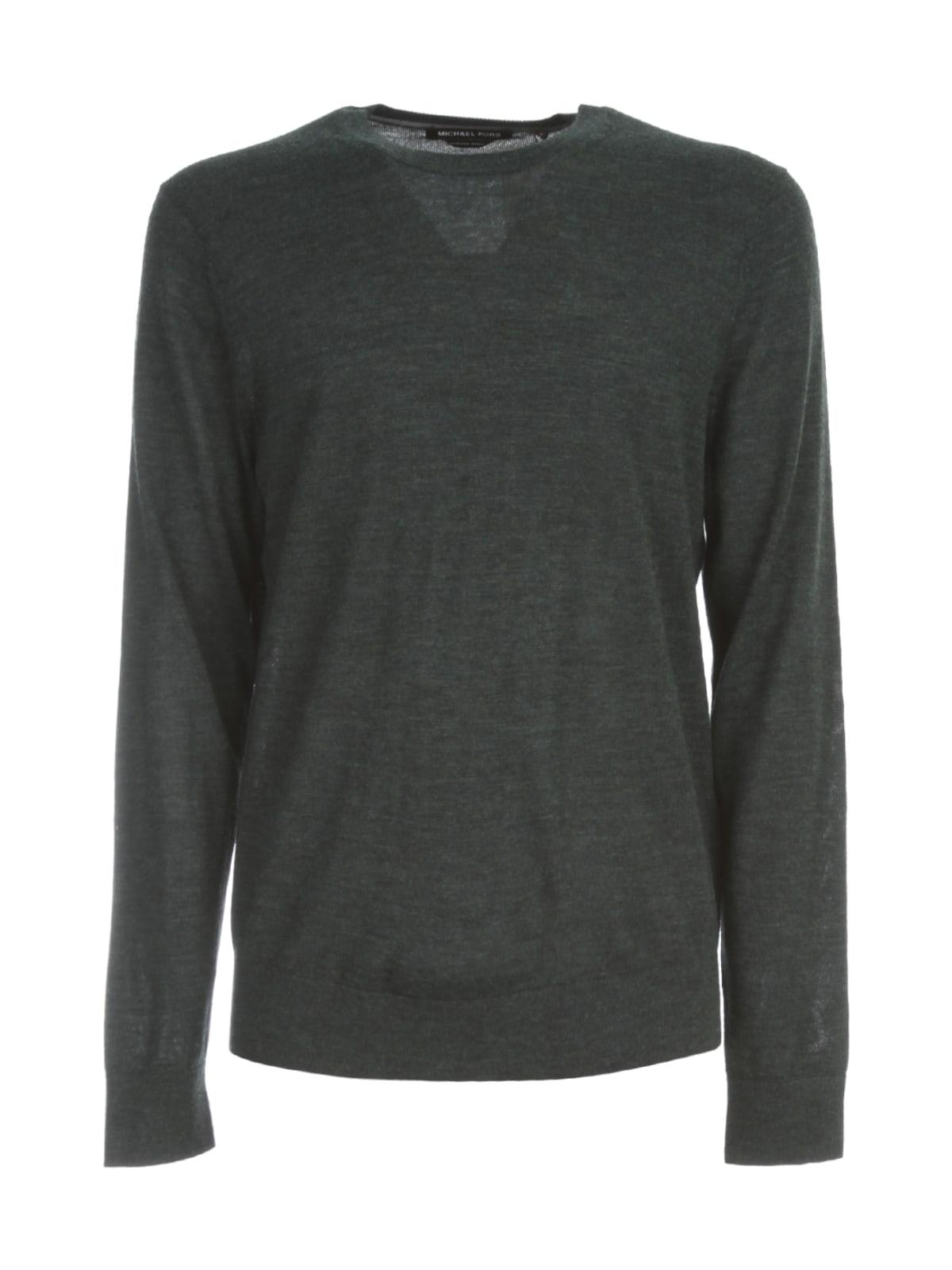 Michael Kors New Basic Merino Crew Neck Sweater