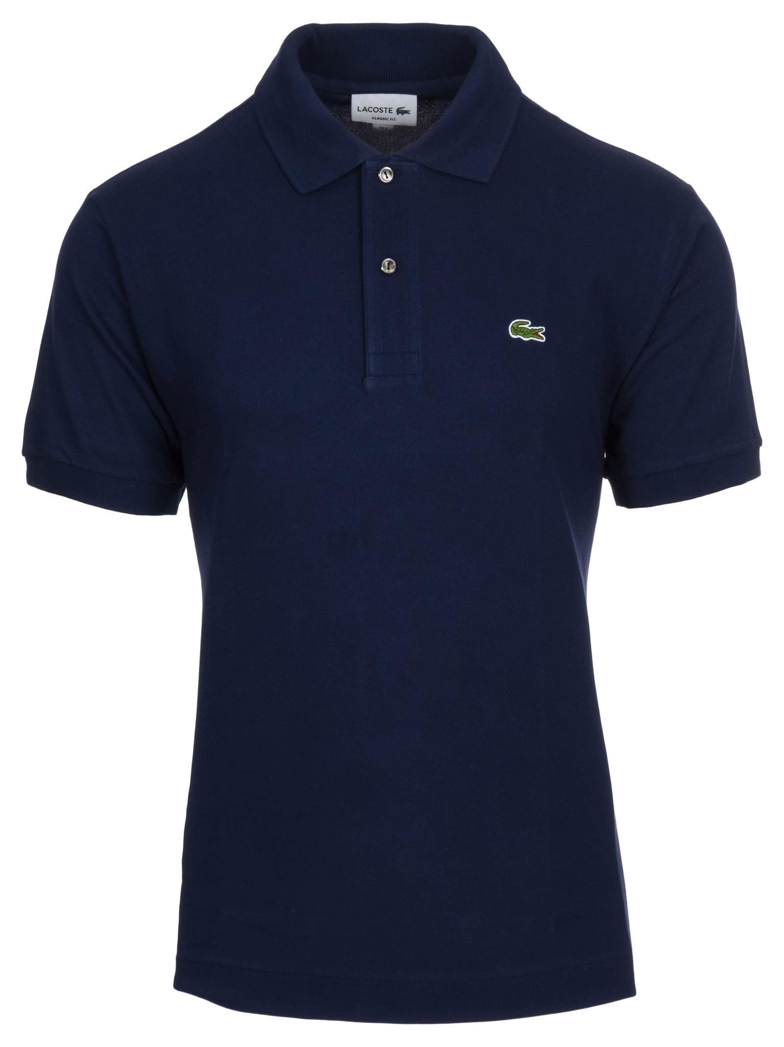 design intemporel c413d 614a6 Lacoste 1212 Cotton Polo