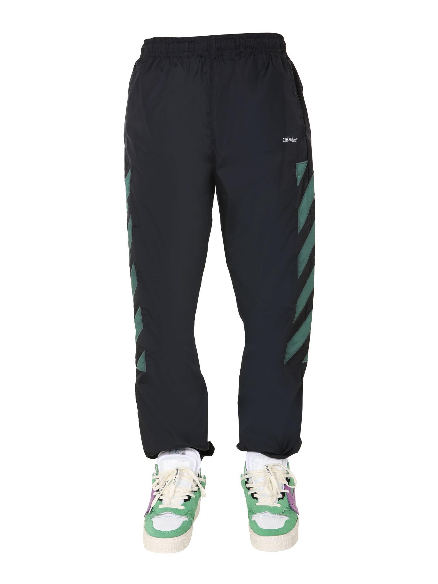 Off-White Jogging Pants