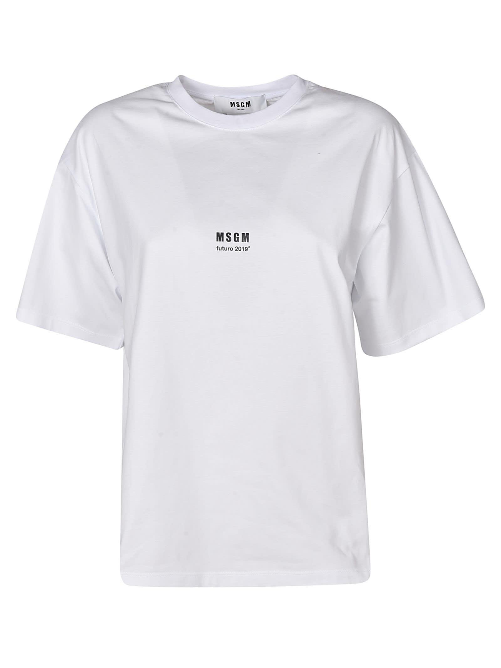 MSGM Futuro T-shirt