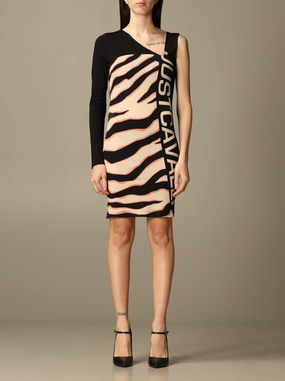 Buy Just Cavalli Dress Dress Women Just Cavalli online, shop Just Cavalli with free shipping