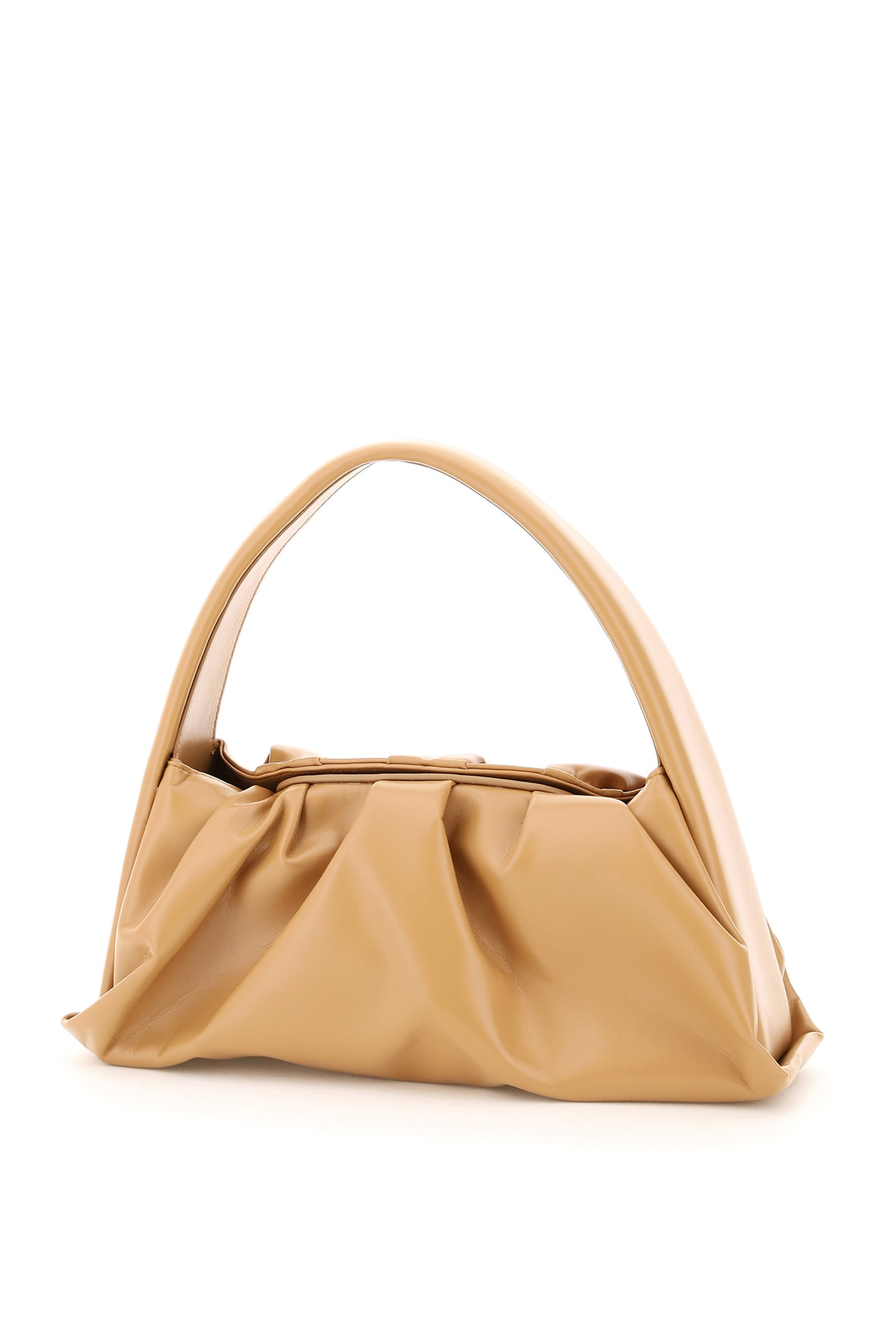 Themoirè HERA BASIC HOBO BAGUETTE VEGAN LEATHER BAG