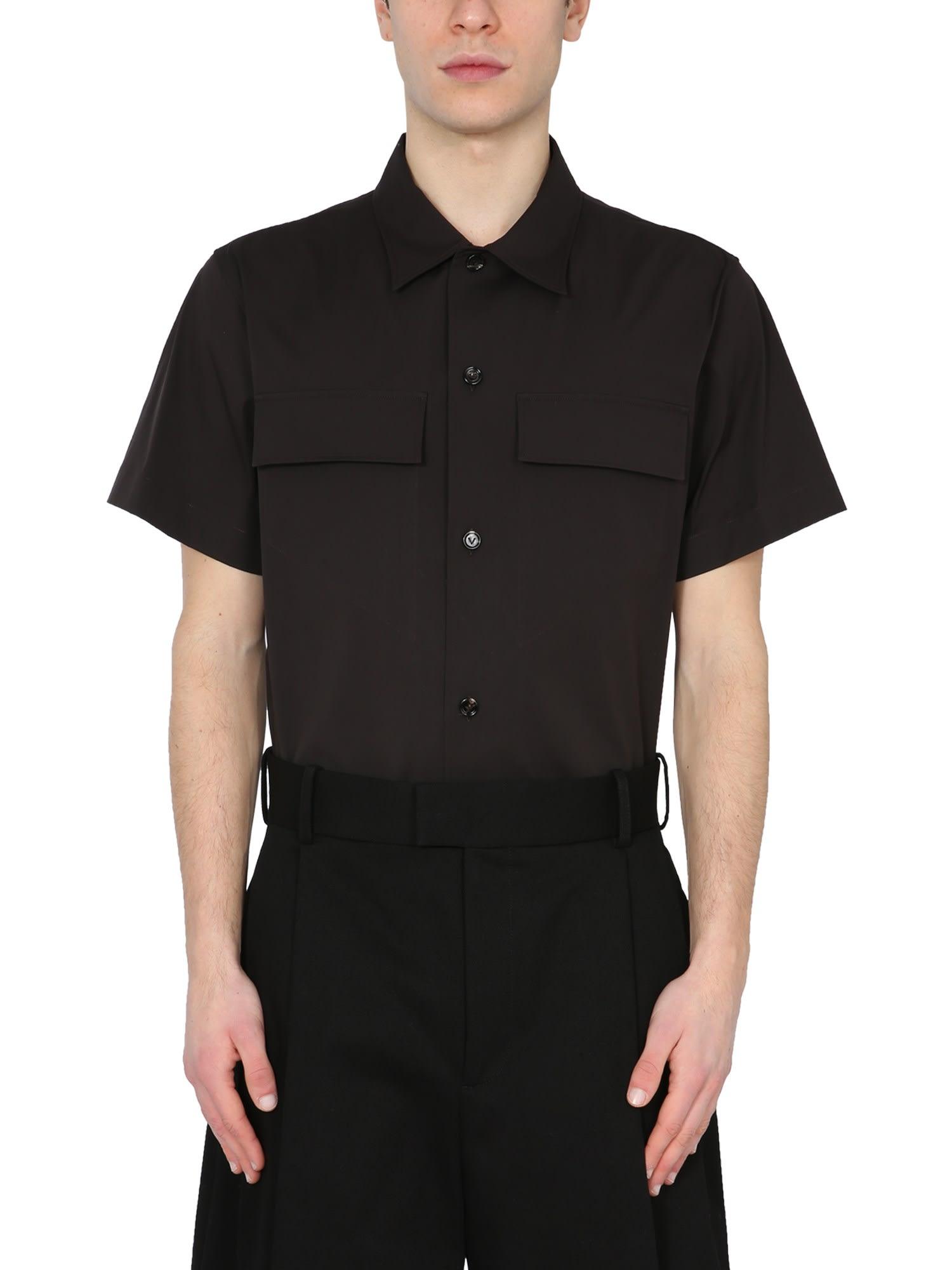 Bottega Veneta Military Shirt