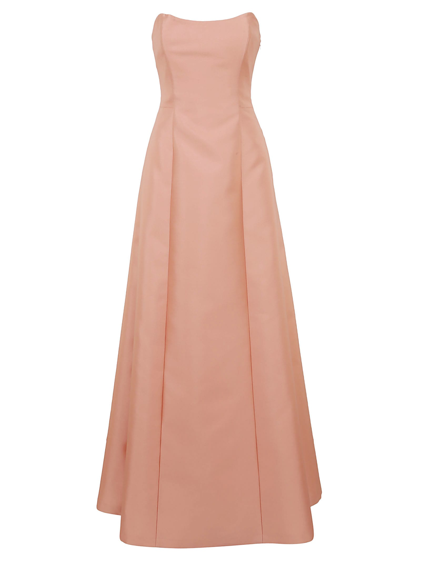 Alberta Ferretti High Waist Dress