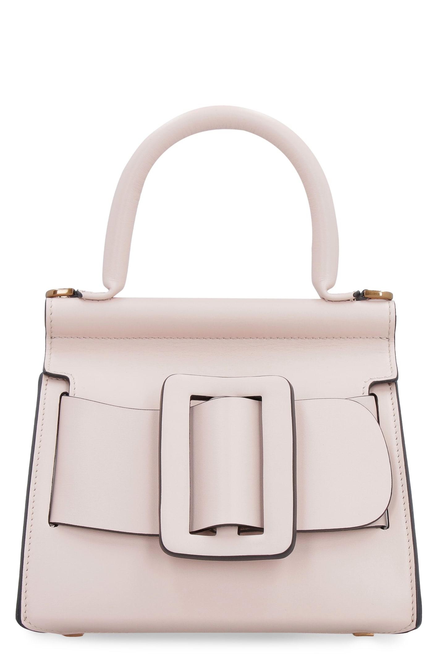 Karl 19 Leather Handbag
