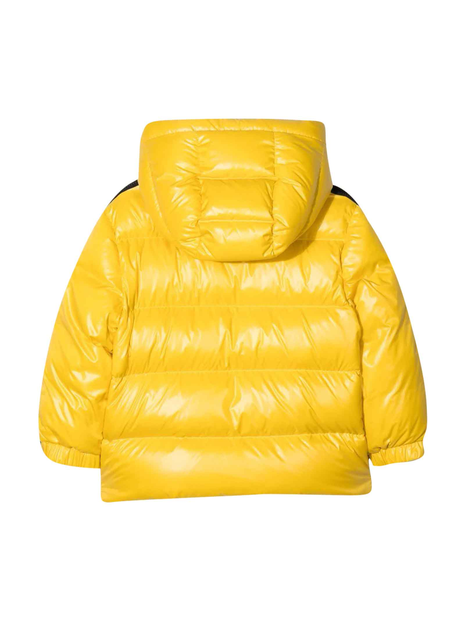 Moncler Yellow Lightweight Jacket Unisex