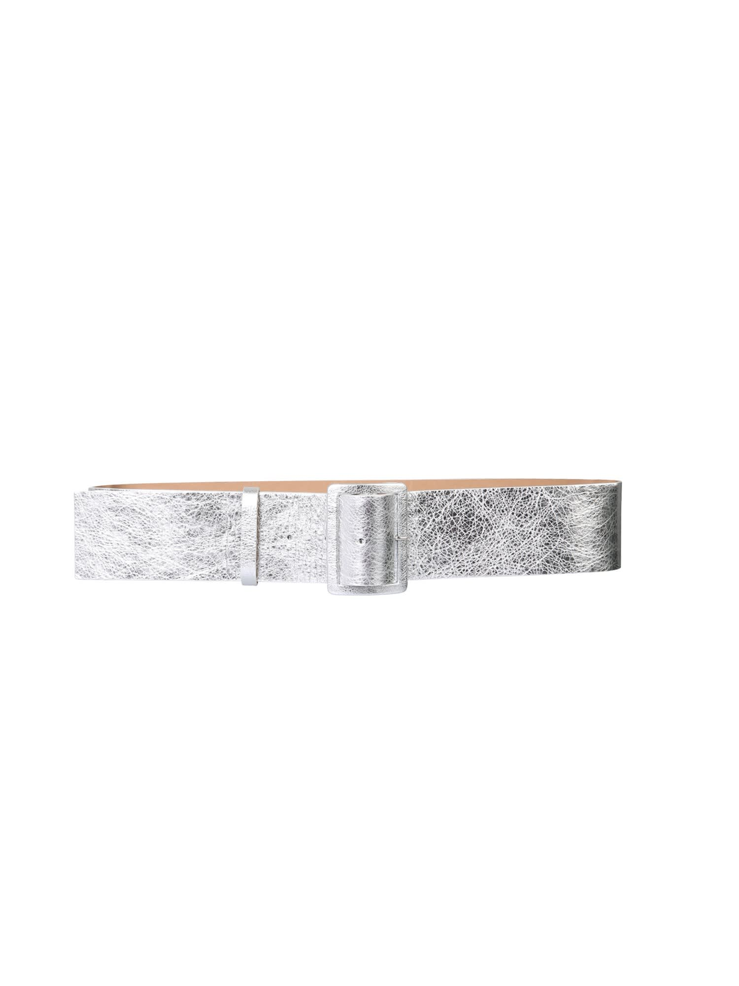 MSGM Belt With Buckle