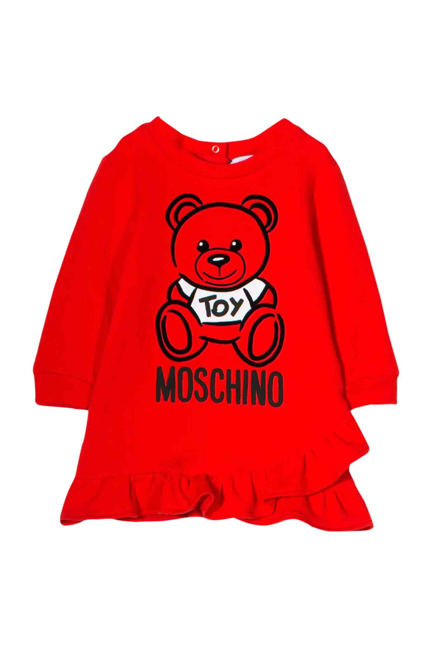 Moschino Teddy Bear Dresses