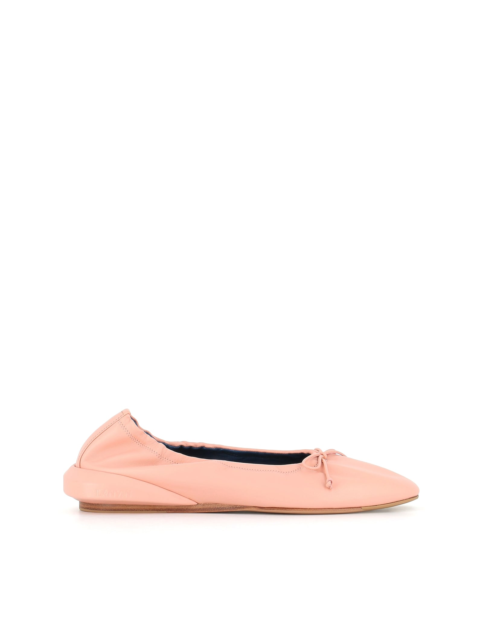 Buy Lanvin Ballerina Bumpr online, shop Lanvin shoes with free shipping