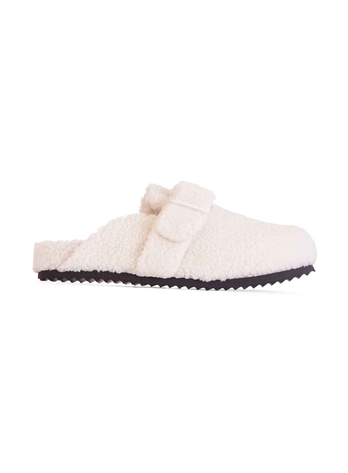 Slipper With Buckle