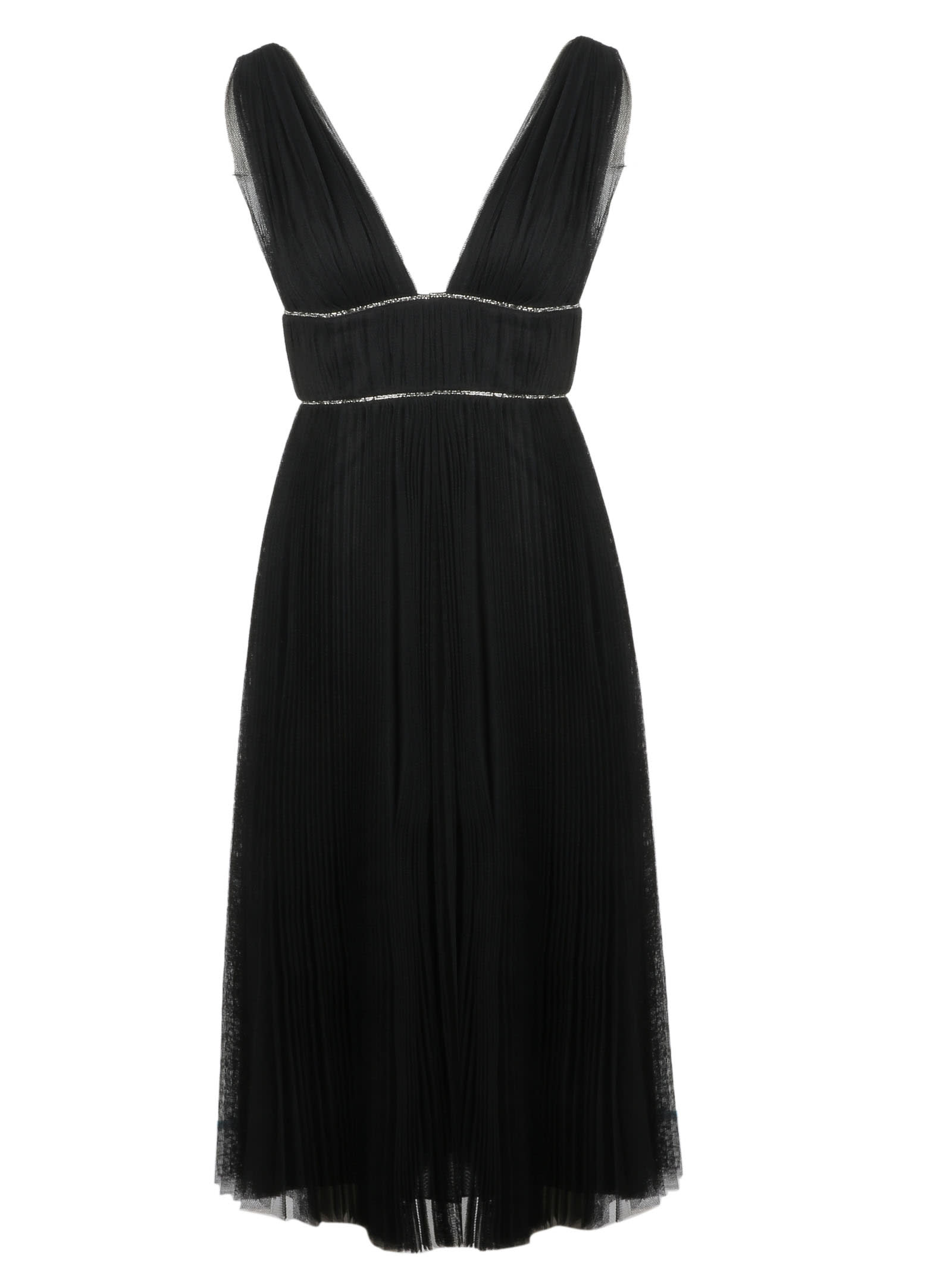 Buy Maria Lucia Hohan Pleated Kylie Dress online, shop Maria Lucia Hohan with free shipping