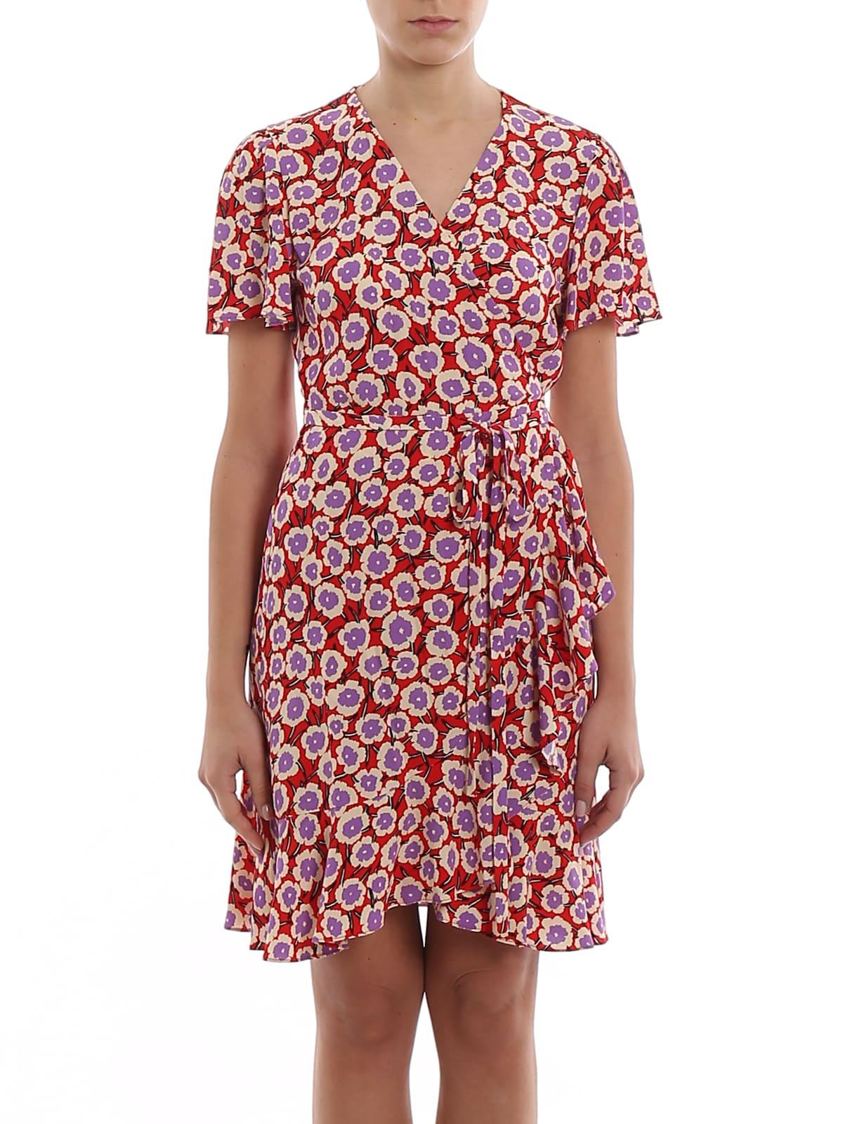 Buy Diane Von Furstenberg - Estrella Dress online, shop Diane Von Furstenberg with free shipping