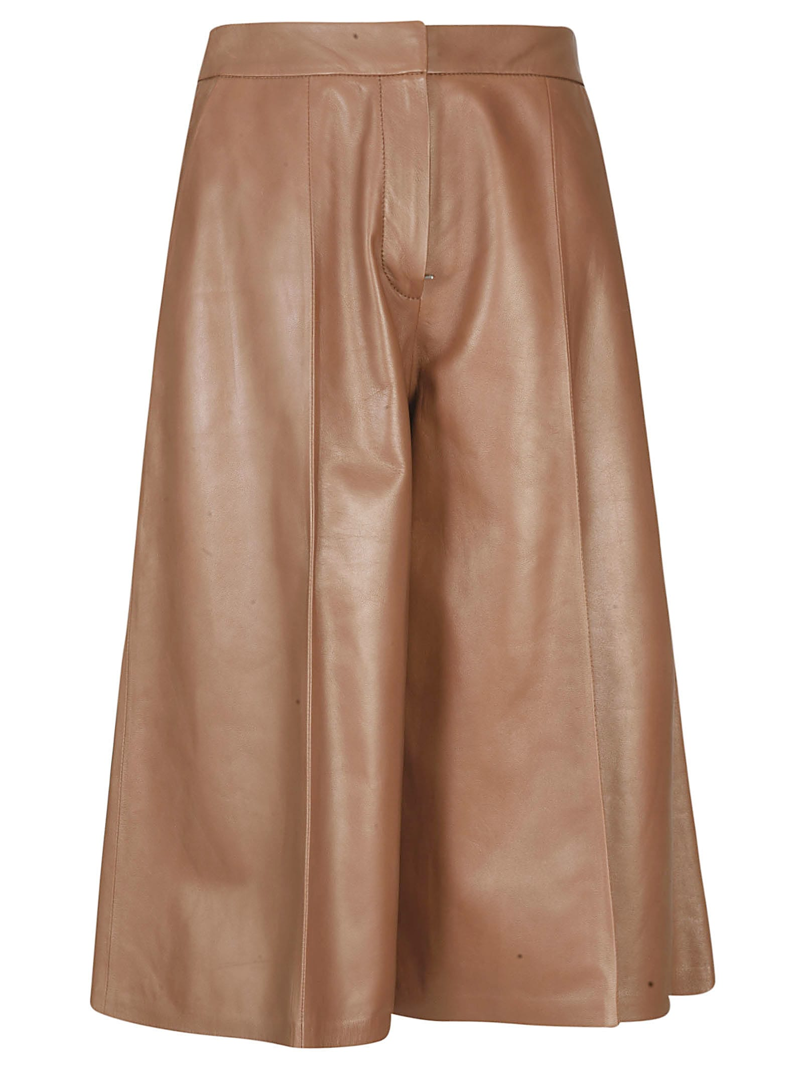 1972 Flared Cuffs Cropped Trousers