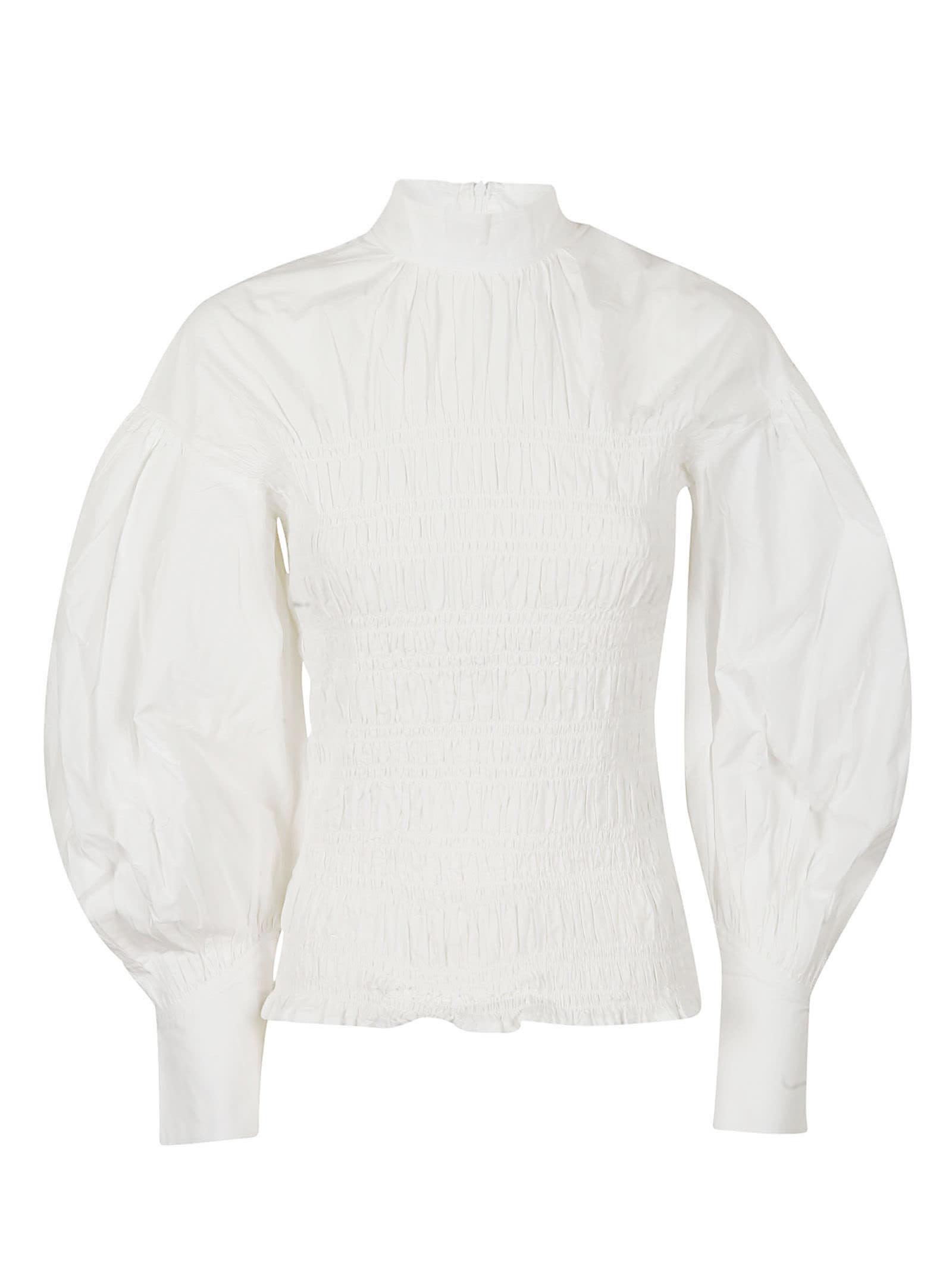 Ganni Cottons COTTON POPLIN