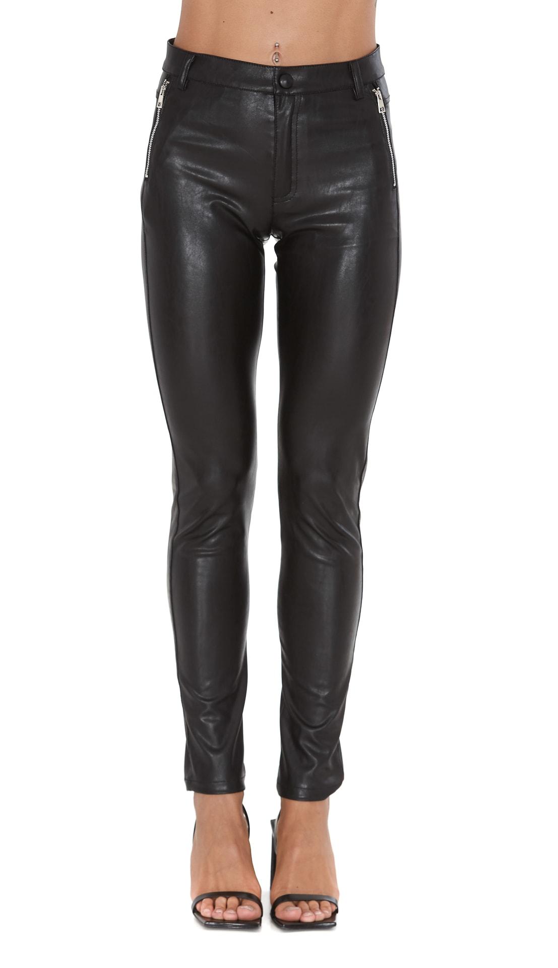 Aniye By Faux Leather Leggings