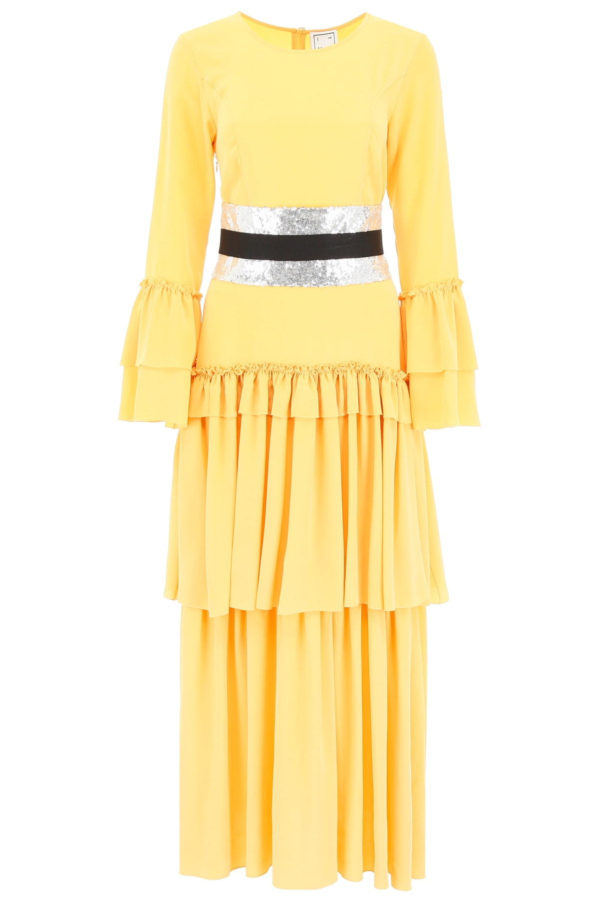 Photo of  In The Mood For Love Long Belted Dress- shop In The Mood For Love  online sales