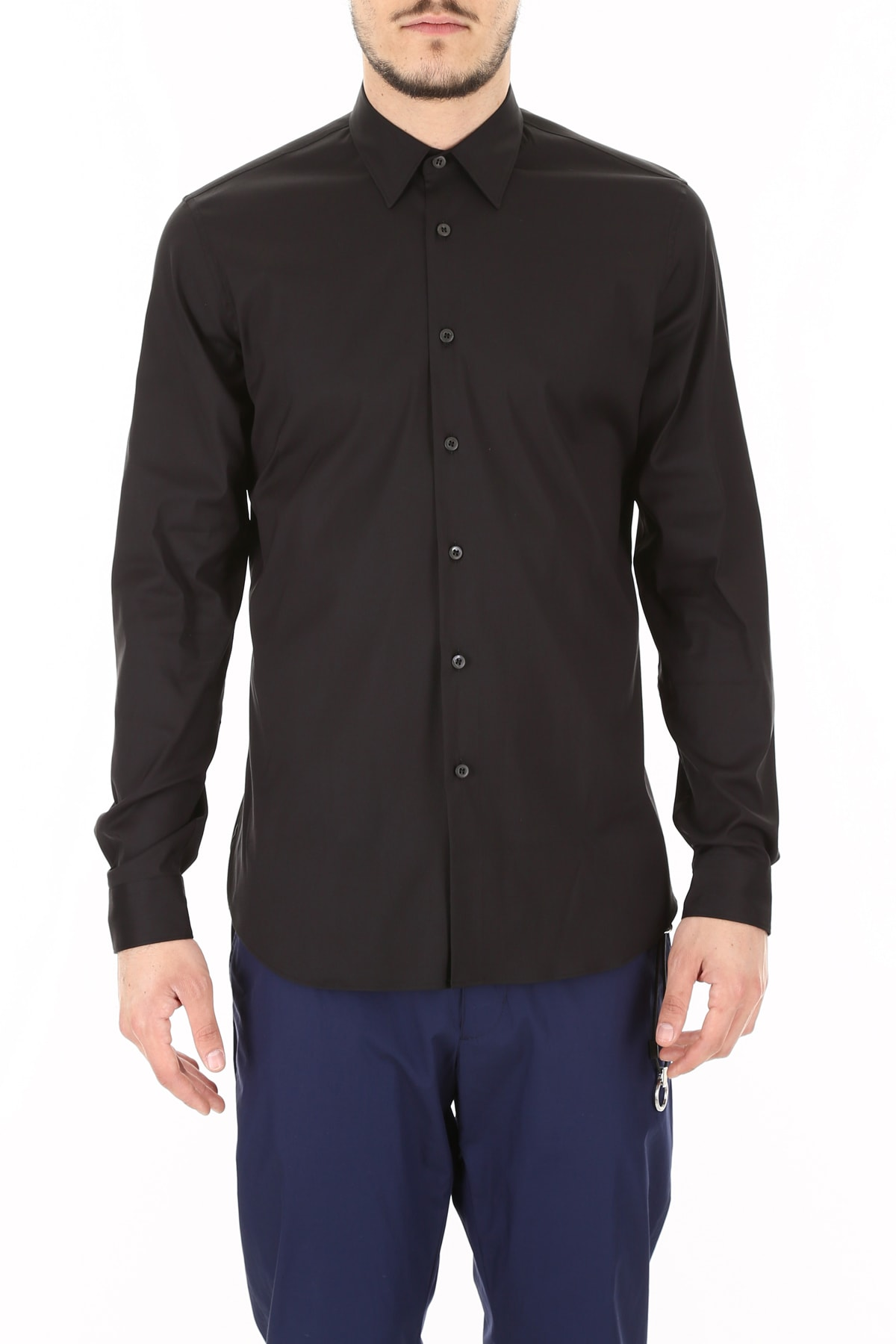 bf27b81a Prada Stretch Poplin Shirt