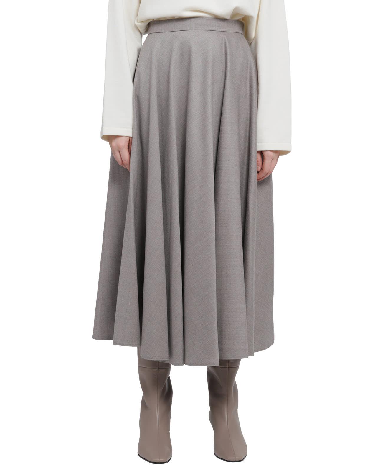Portofino Taupe Skirt