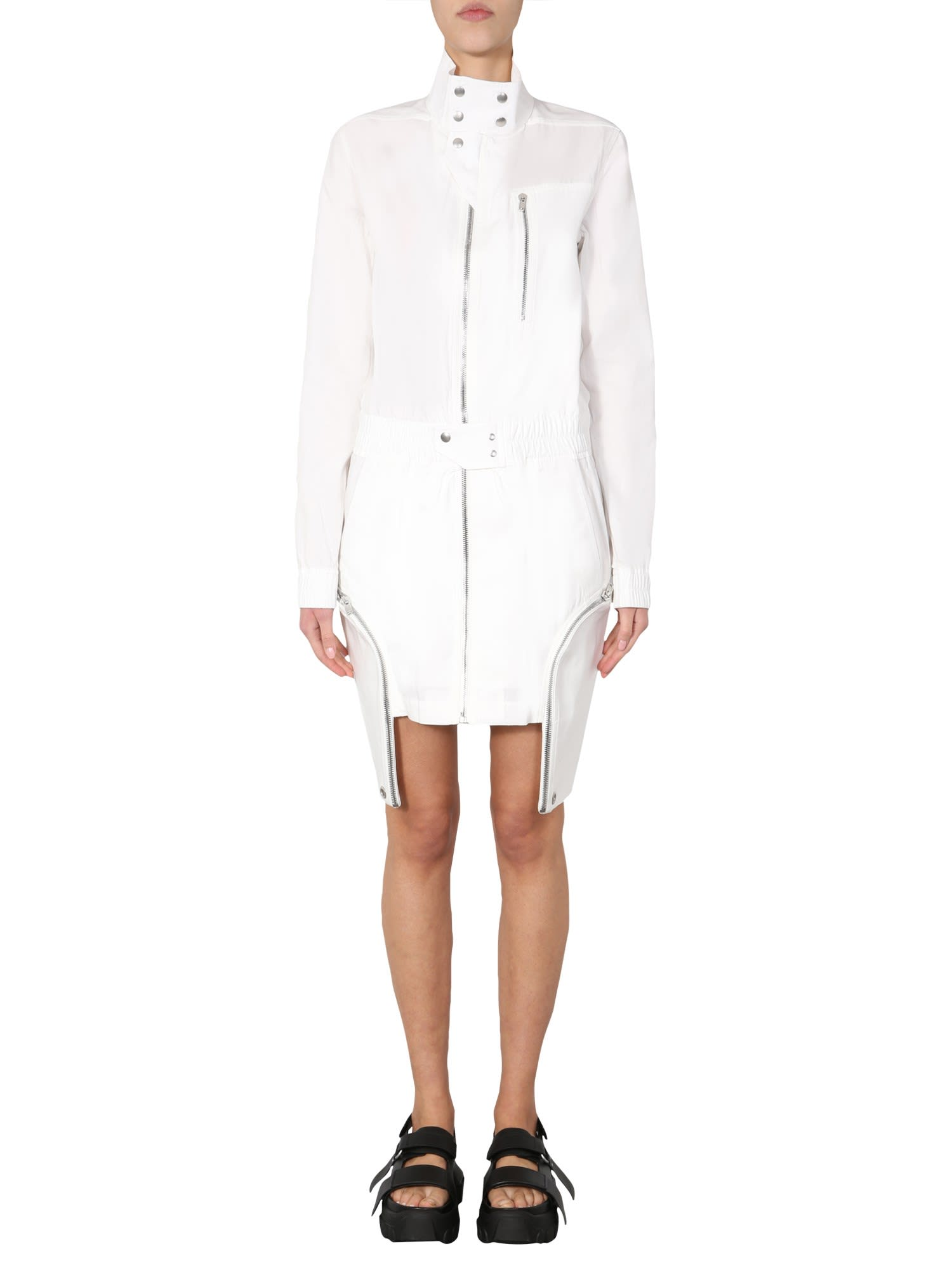 Buy DRKSHDW Cargo Dress online, shop DRKSHDW with free shipping