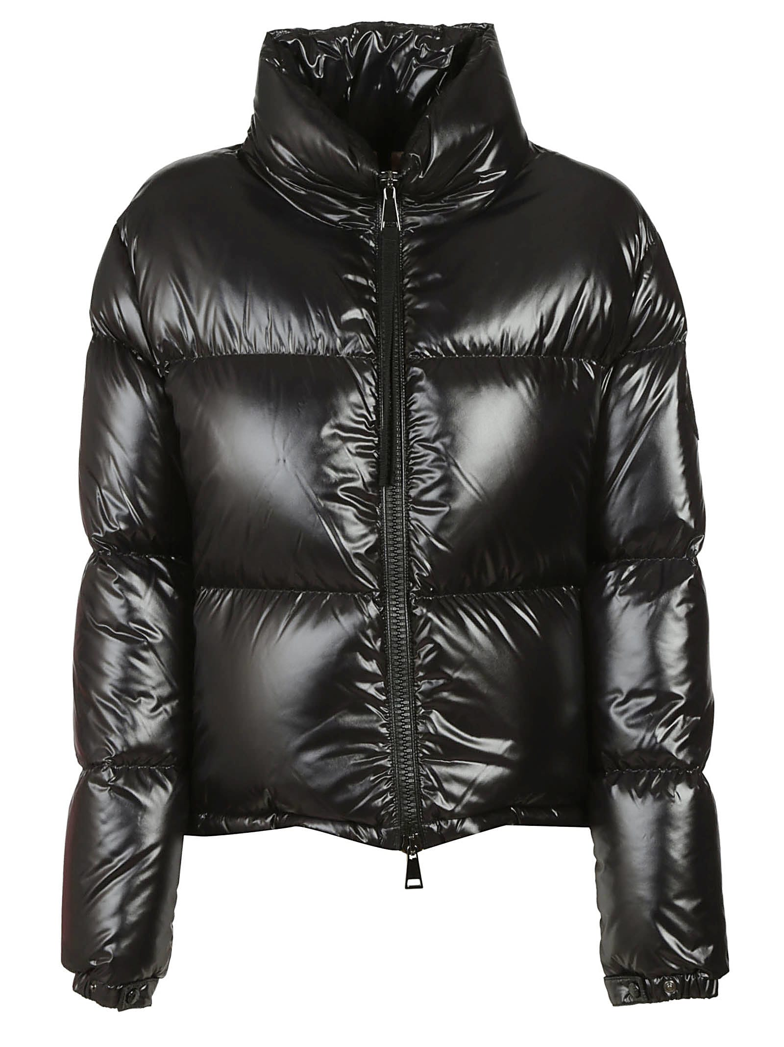 Moncler Rimac Cropped Padded Jacket