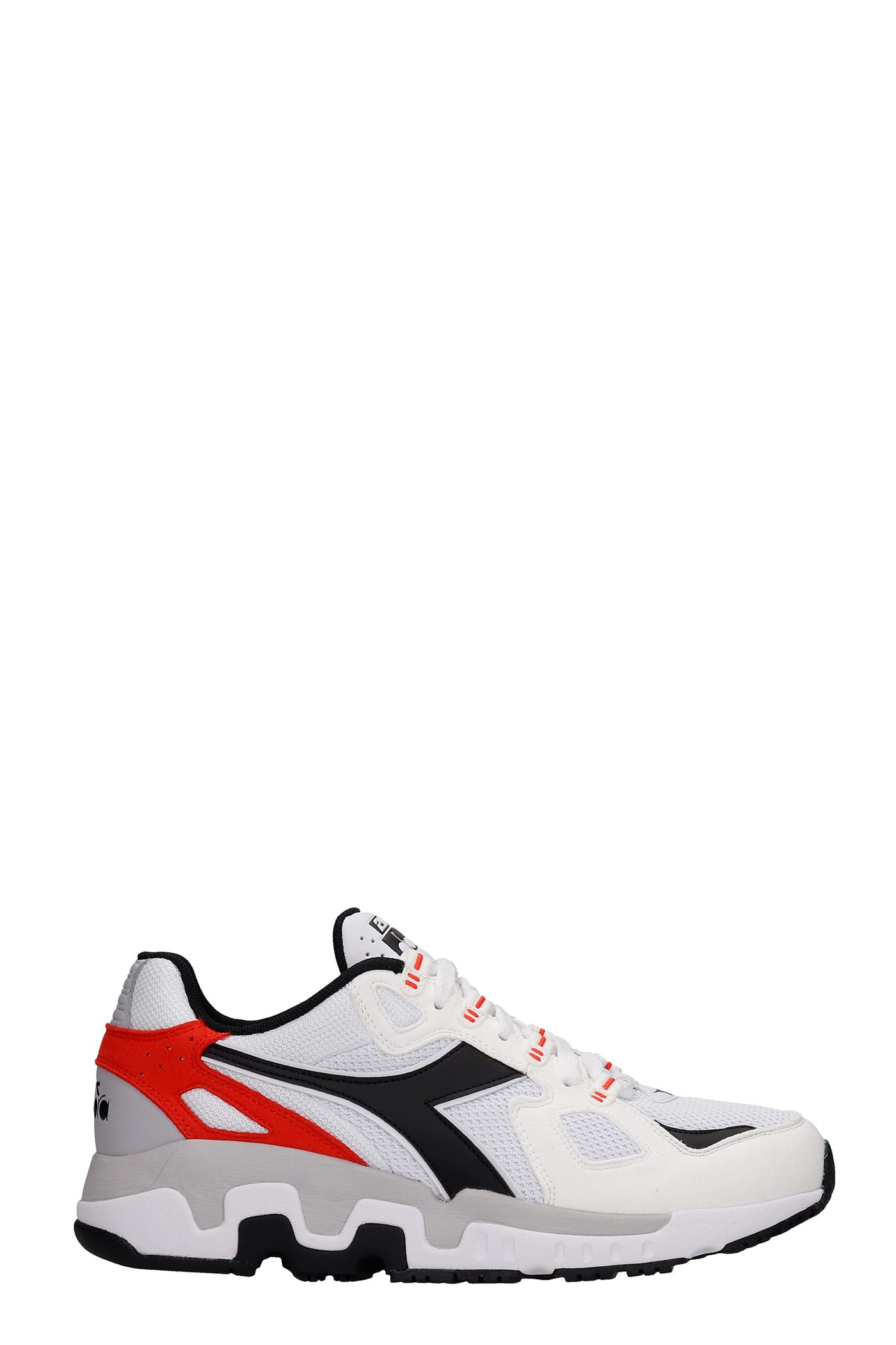 Mythos Sneakers In White Synthetic Fibers