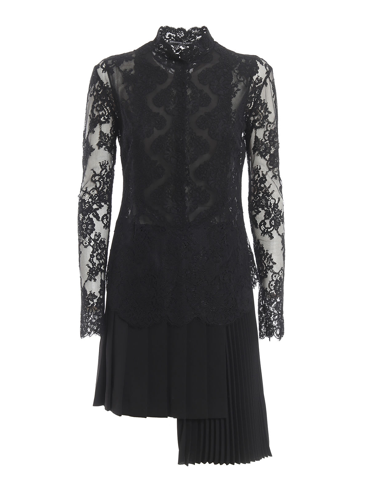 Ermanno Scervino L & s Mini Dress