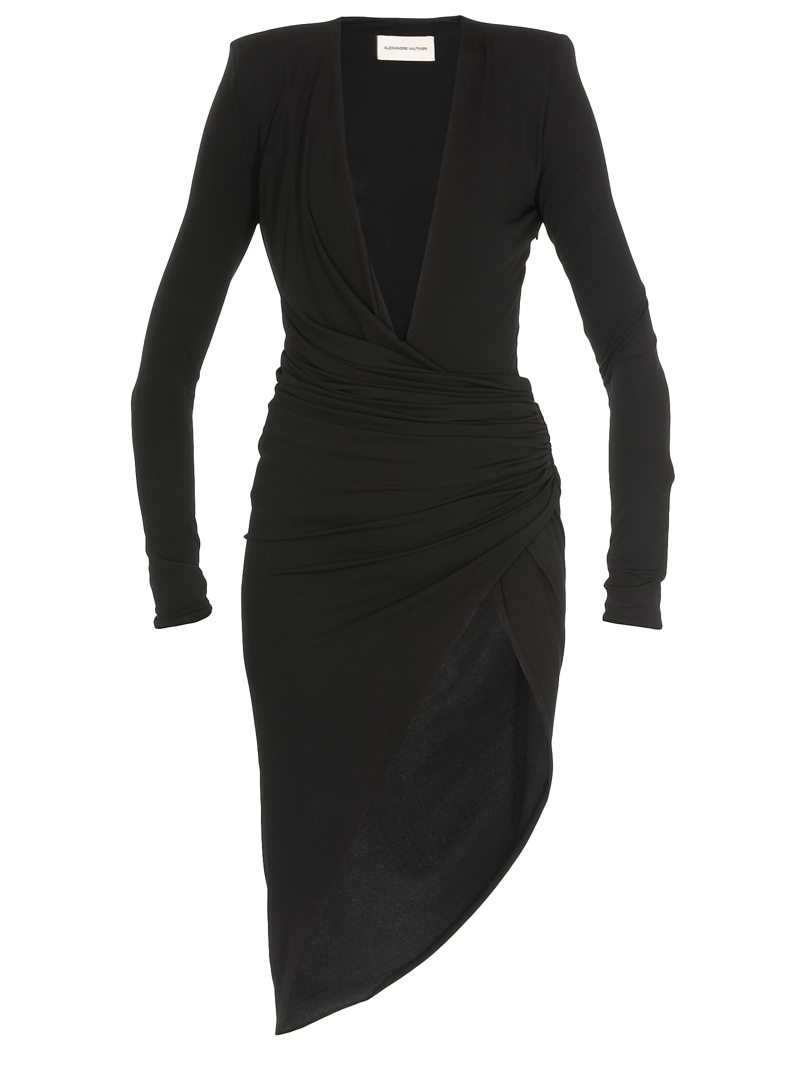 Buy Alexandre Vauthier Asymmetric Dress online, shop Alexandre Vauthier with free shipping
