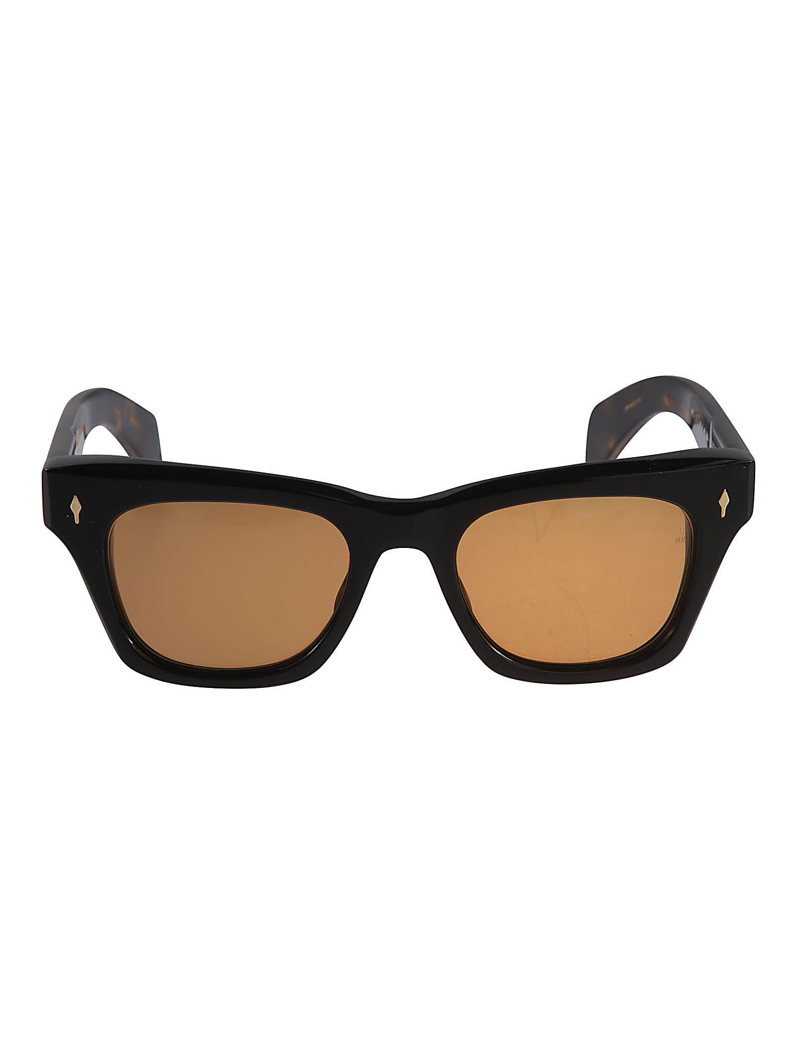 Logo Detail Tinted Sunglasses
