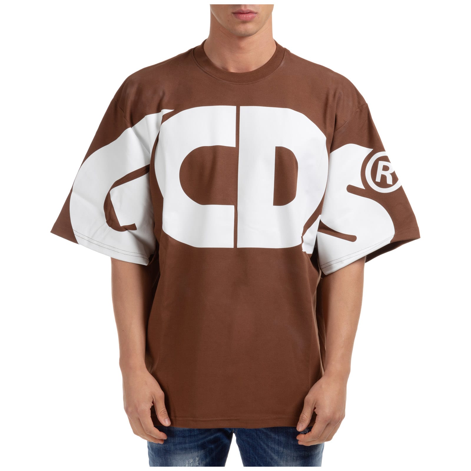 Gcds GCDS MACRO LOGO T-SHIRT