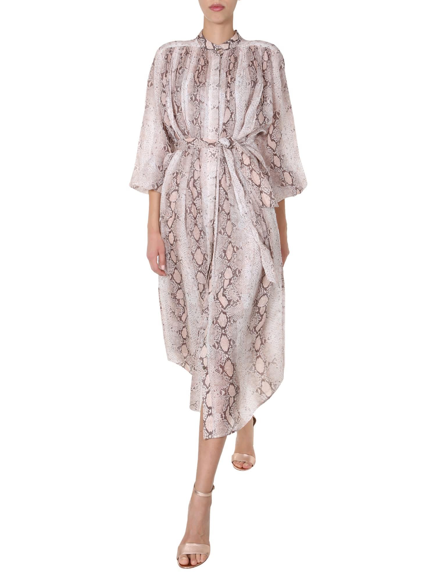 Zimmermann Long Dress