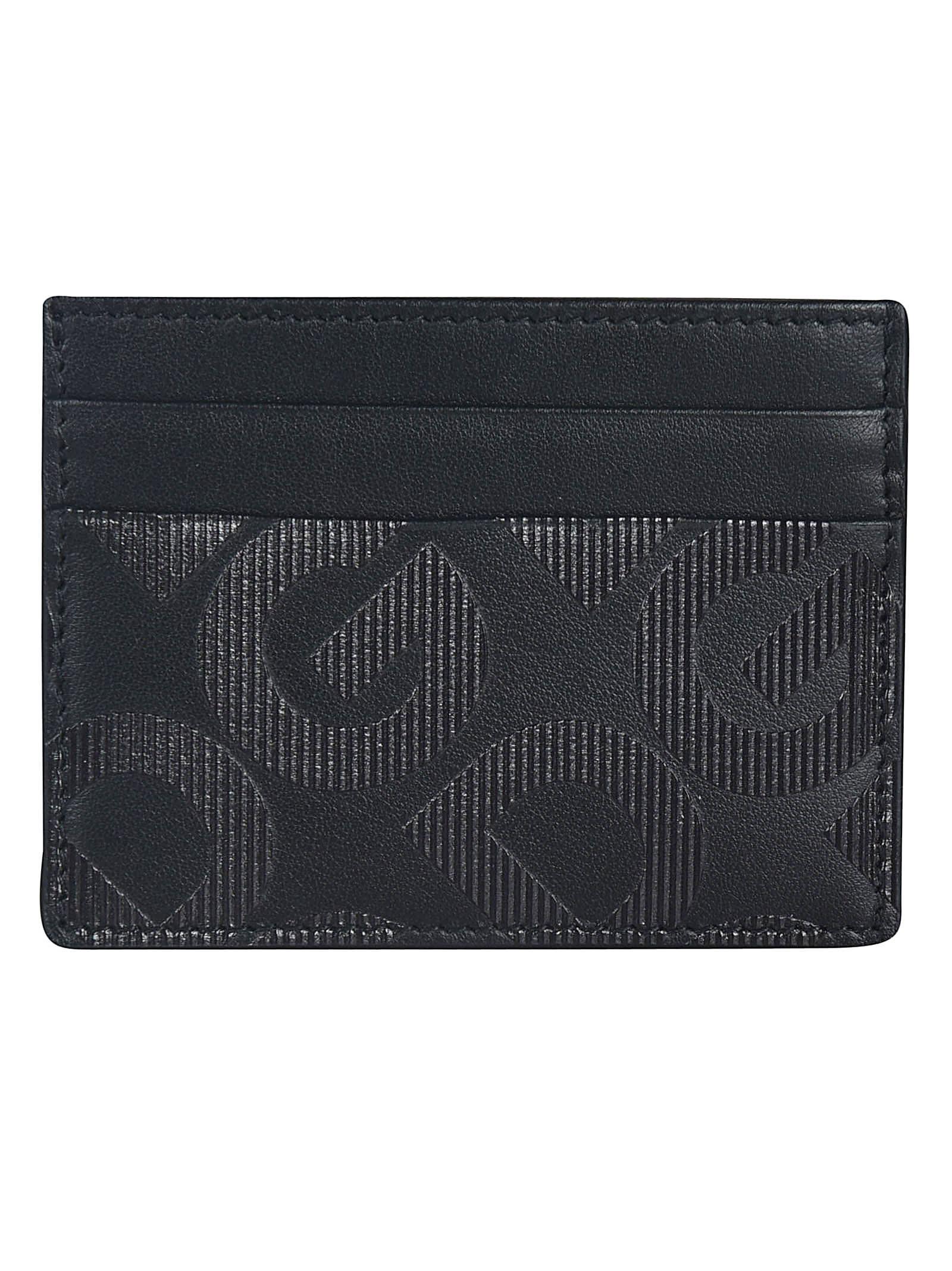 Dolce & Gabbana Logo Motif Card Holder