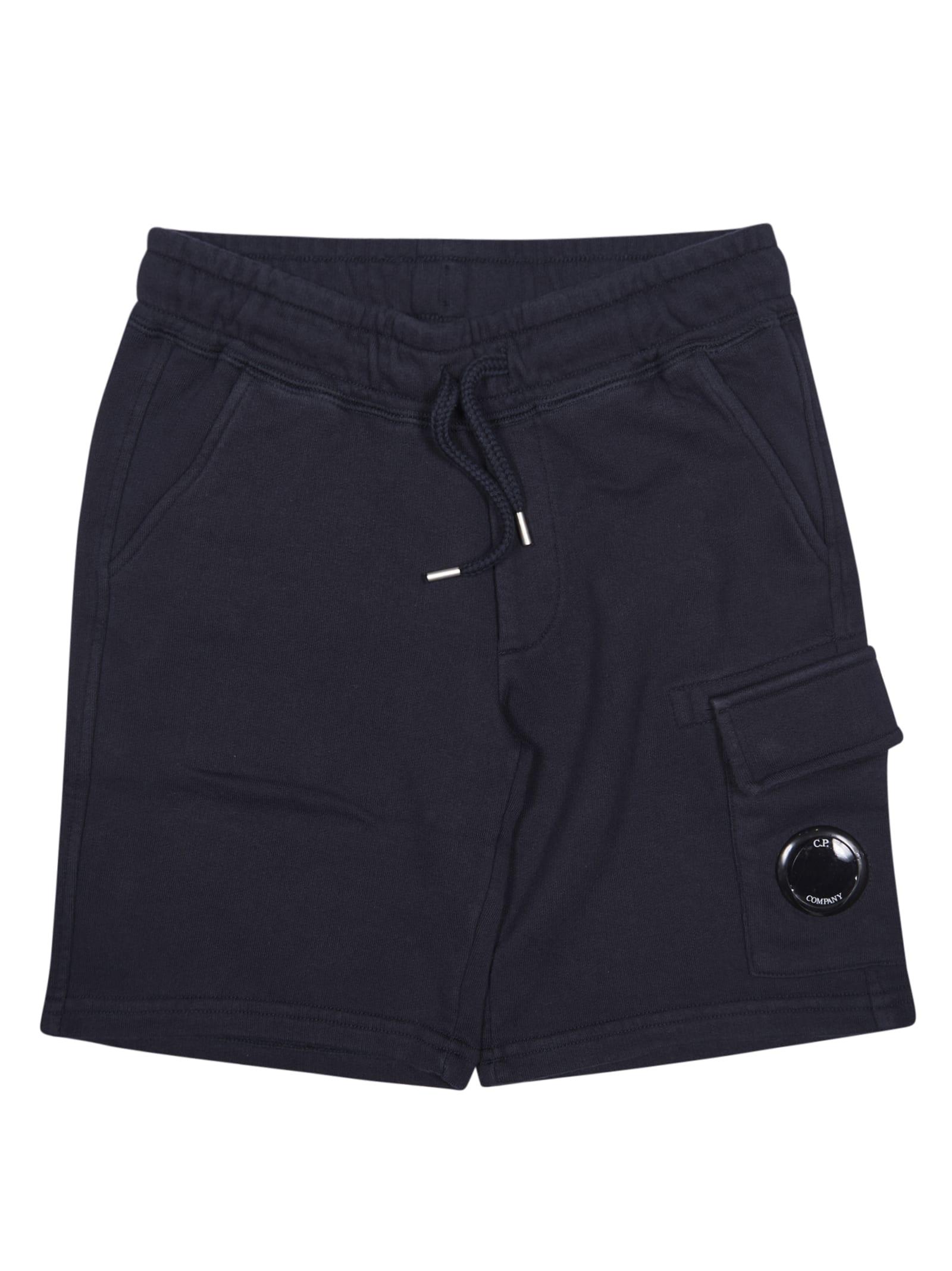Side Flap Pocket Trousers