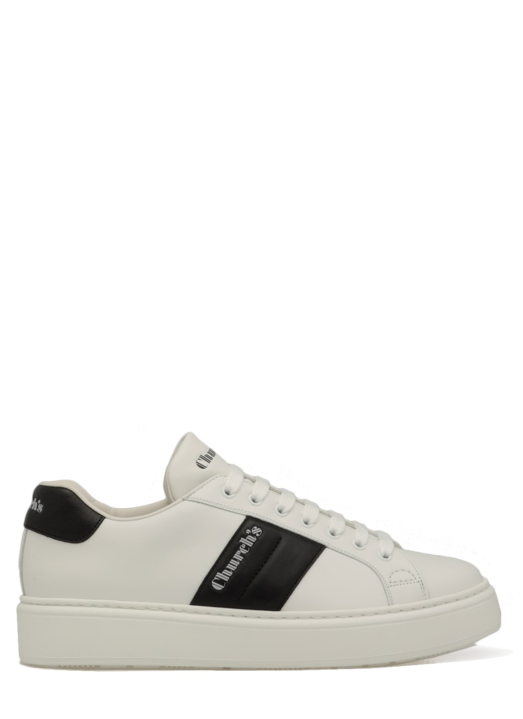 Church's Sneakers SMOOTH LEATHER SNEAKER