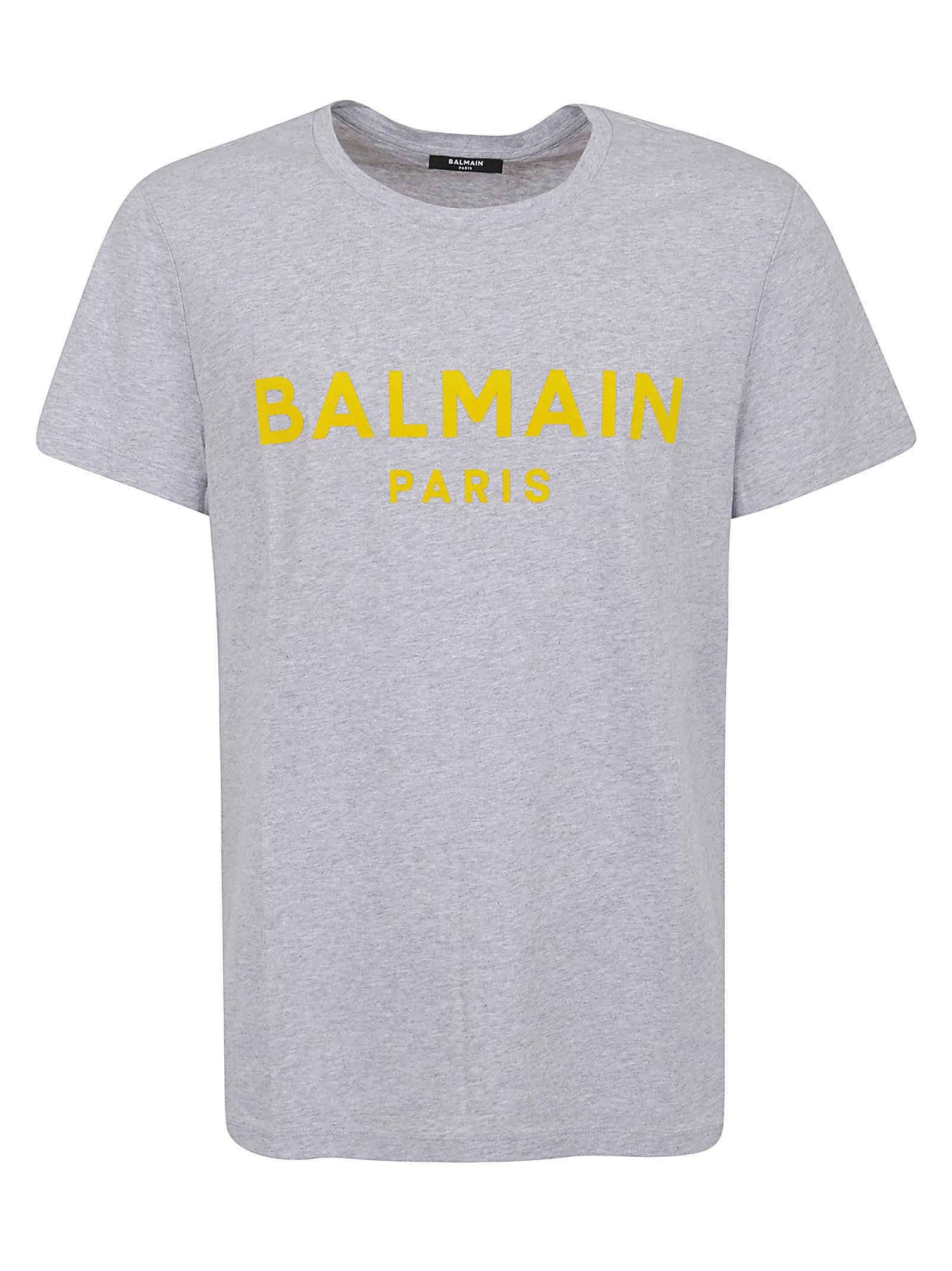 Balmain FLOCK T-SHIRT