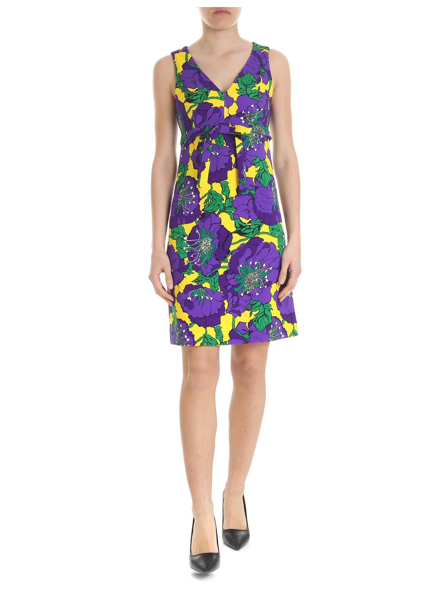 Buy Parosh Peachy Dress online, shop Parosh with free shipping