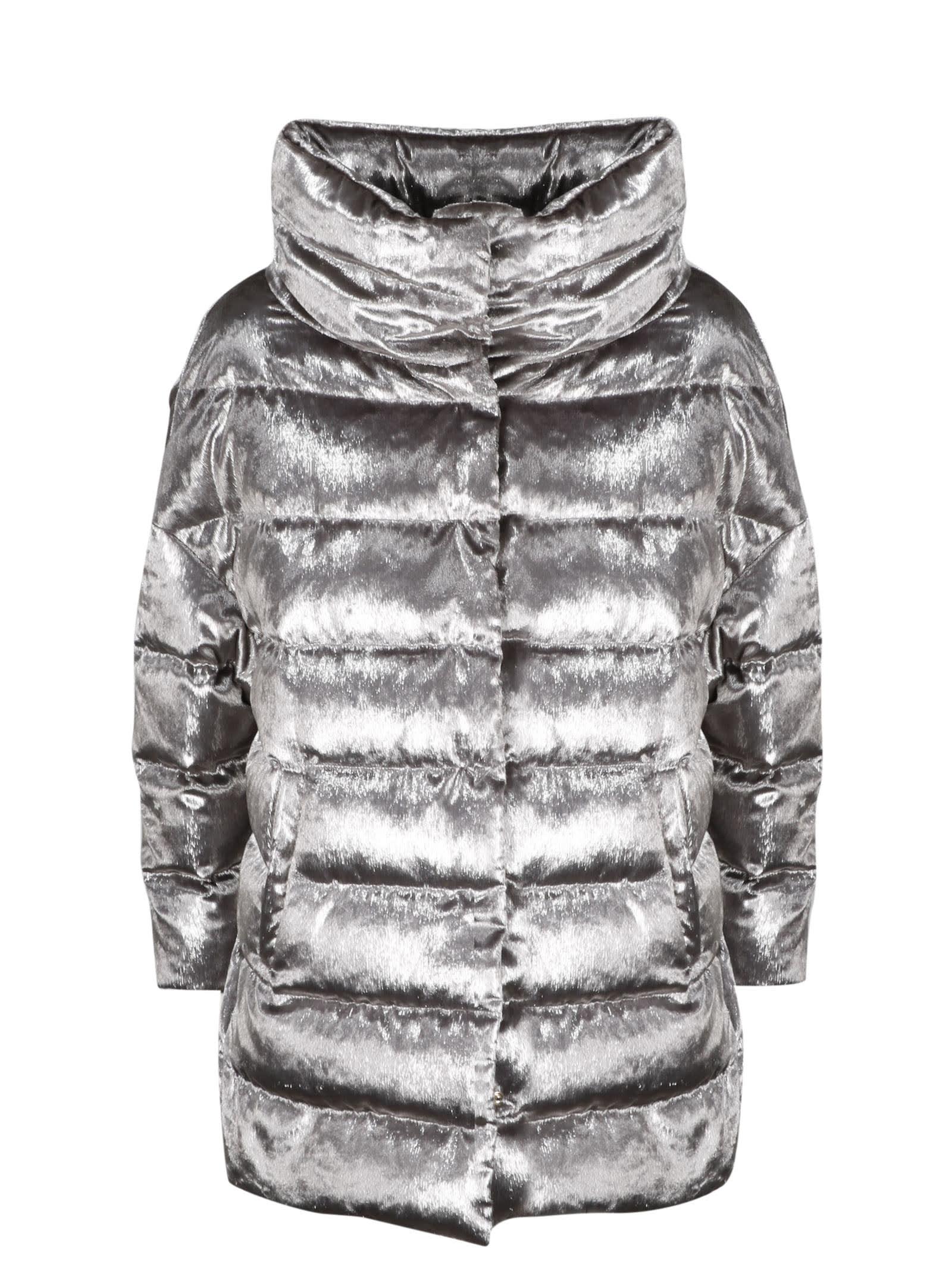 Herno Glitter Effect Jacket