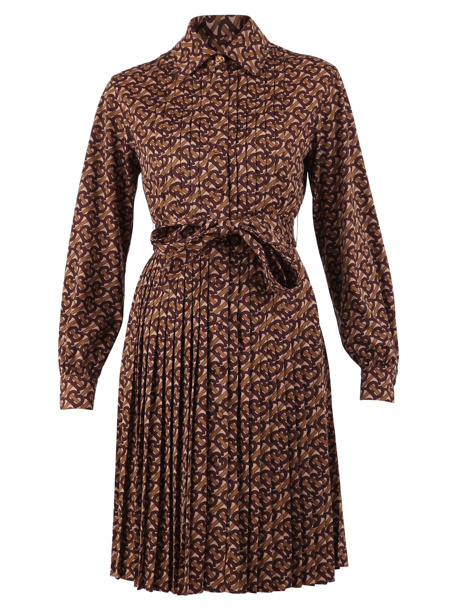 Buy Burberry Branded Dress online, shop Burberry with free shipping