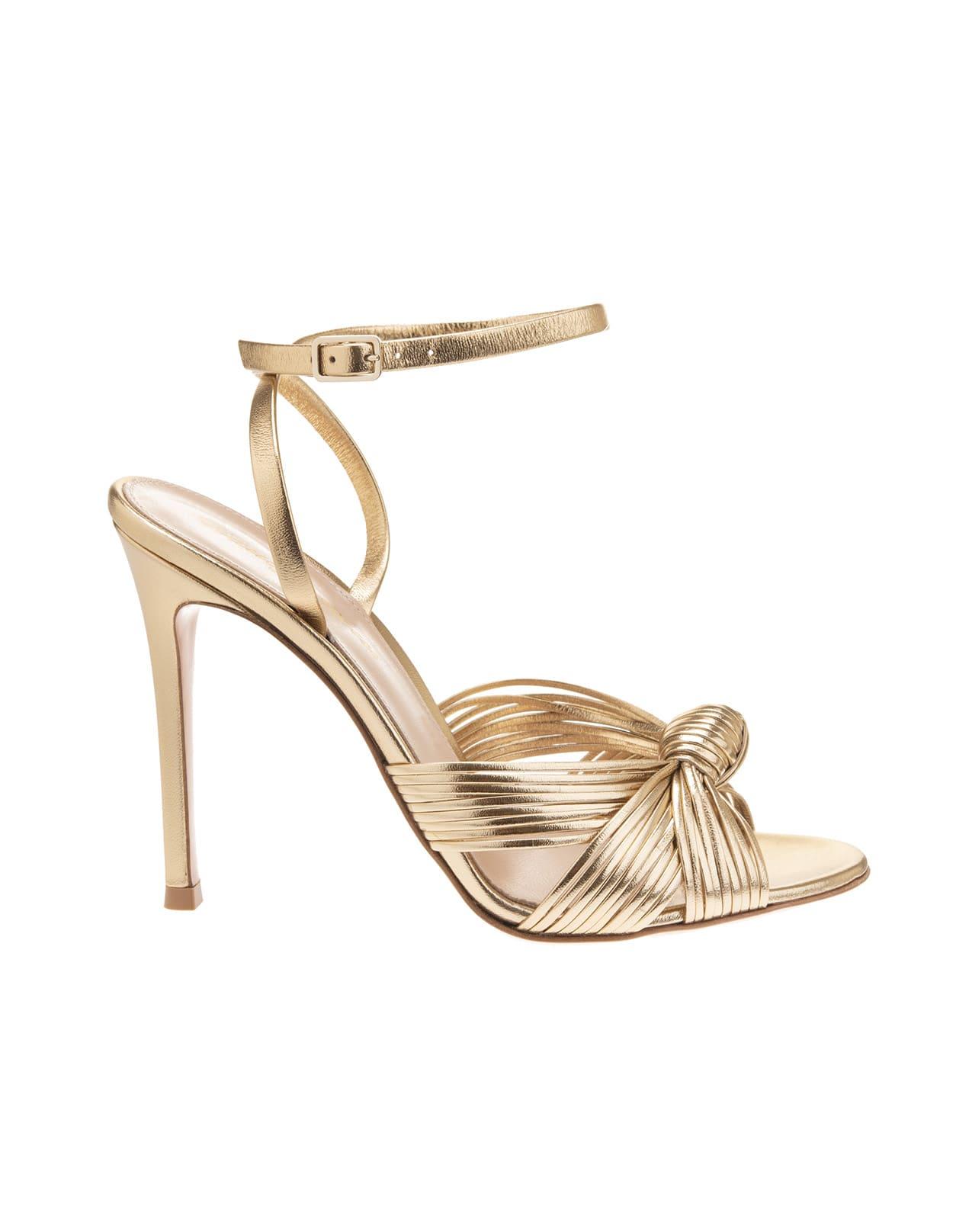 Knot Detail Sandals